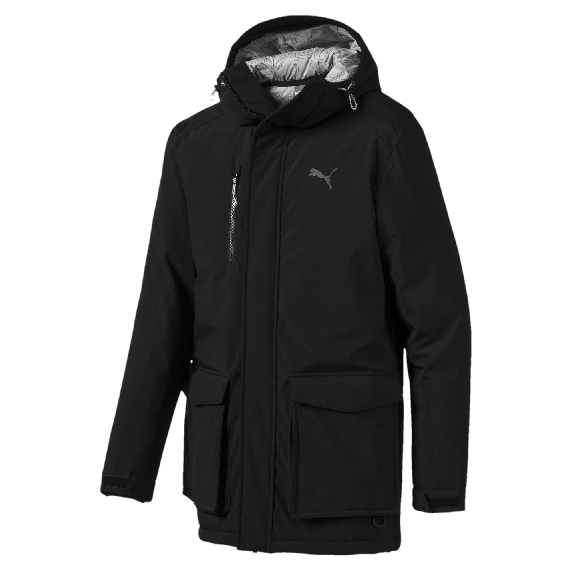 Thumbnail 1 of Epoch Storm Men's Down Jacket, Puma Black, medium