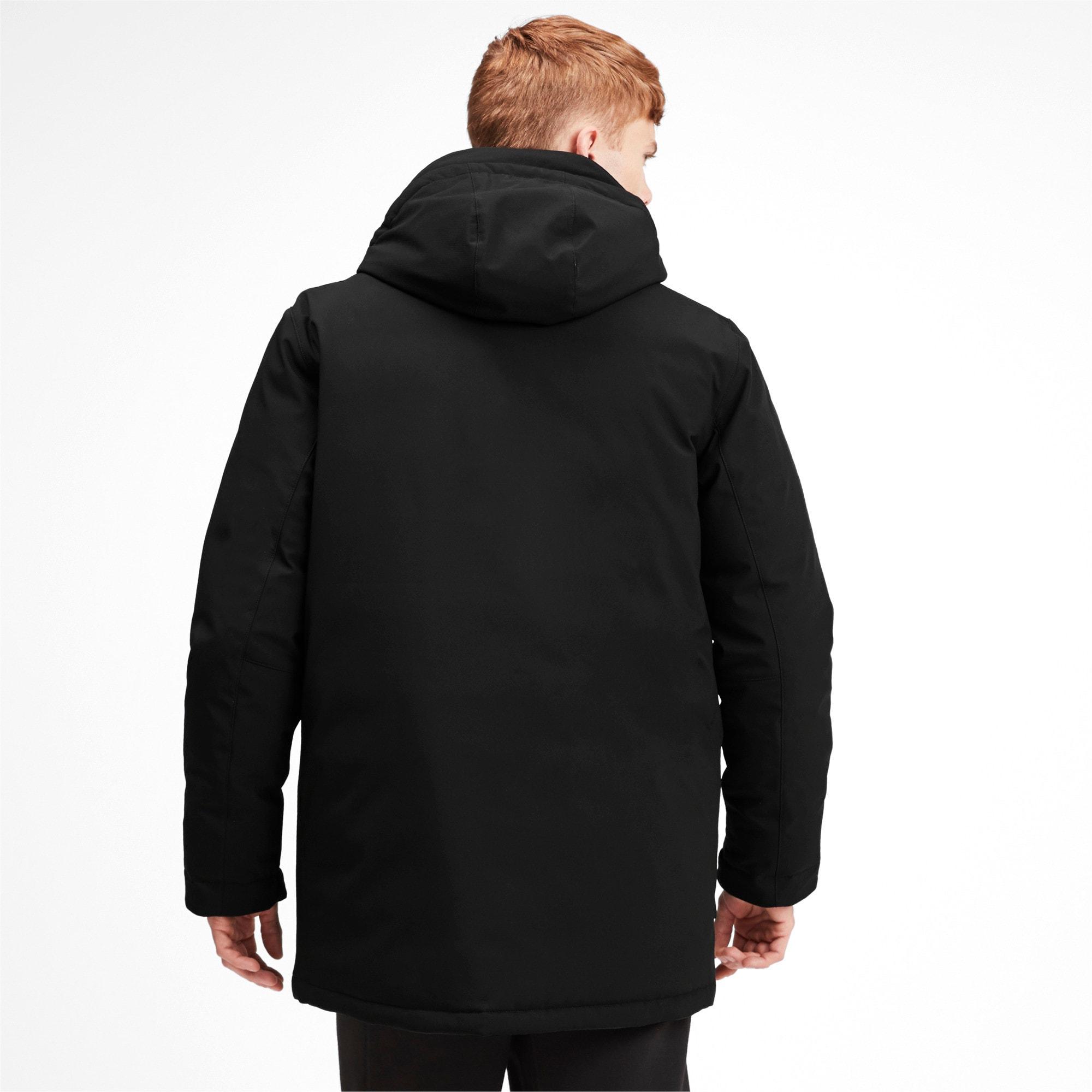 Thumbnail 3 of Epoch Storm Men's Down Jacket, Puma Black, medium