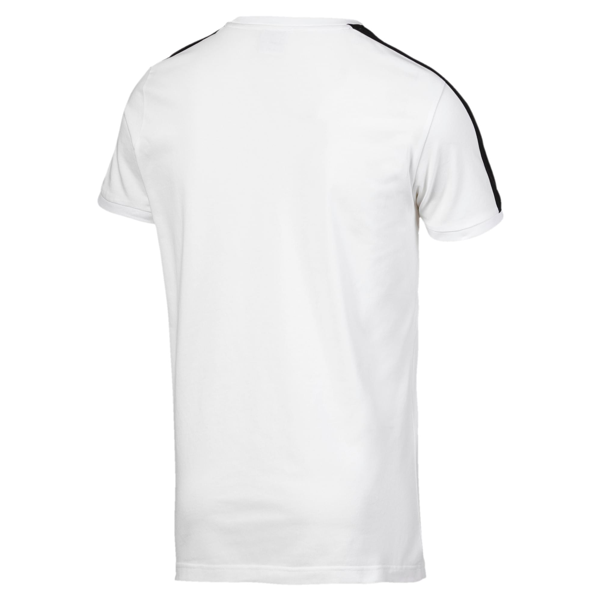 Thumbnail 5 van Iconisch T7 T-shirt voor mannen, Puma White, medium