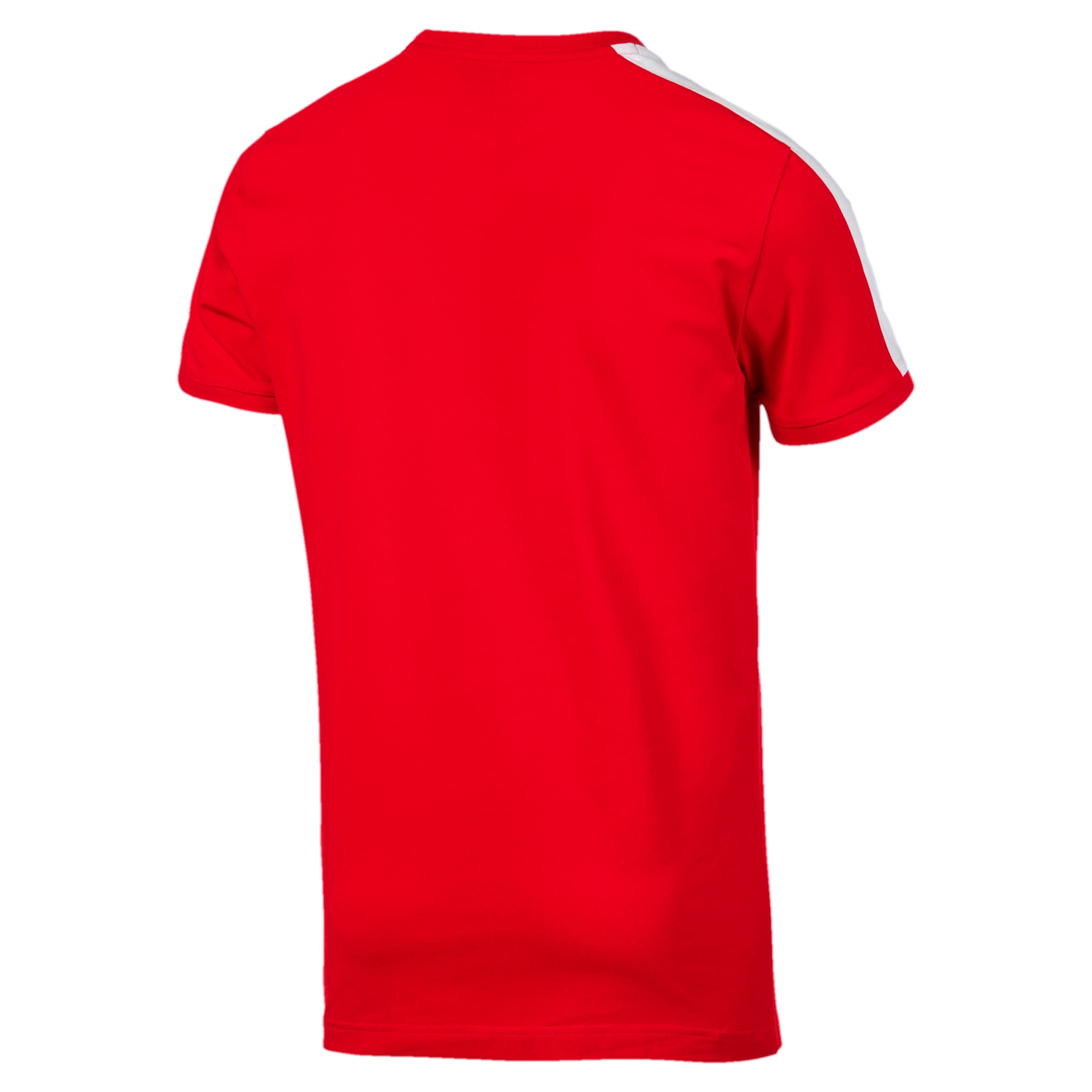 Thumbnail 5 of Iconic T7 Men's Tee, High Risk Red, medium