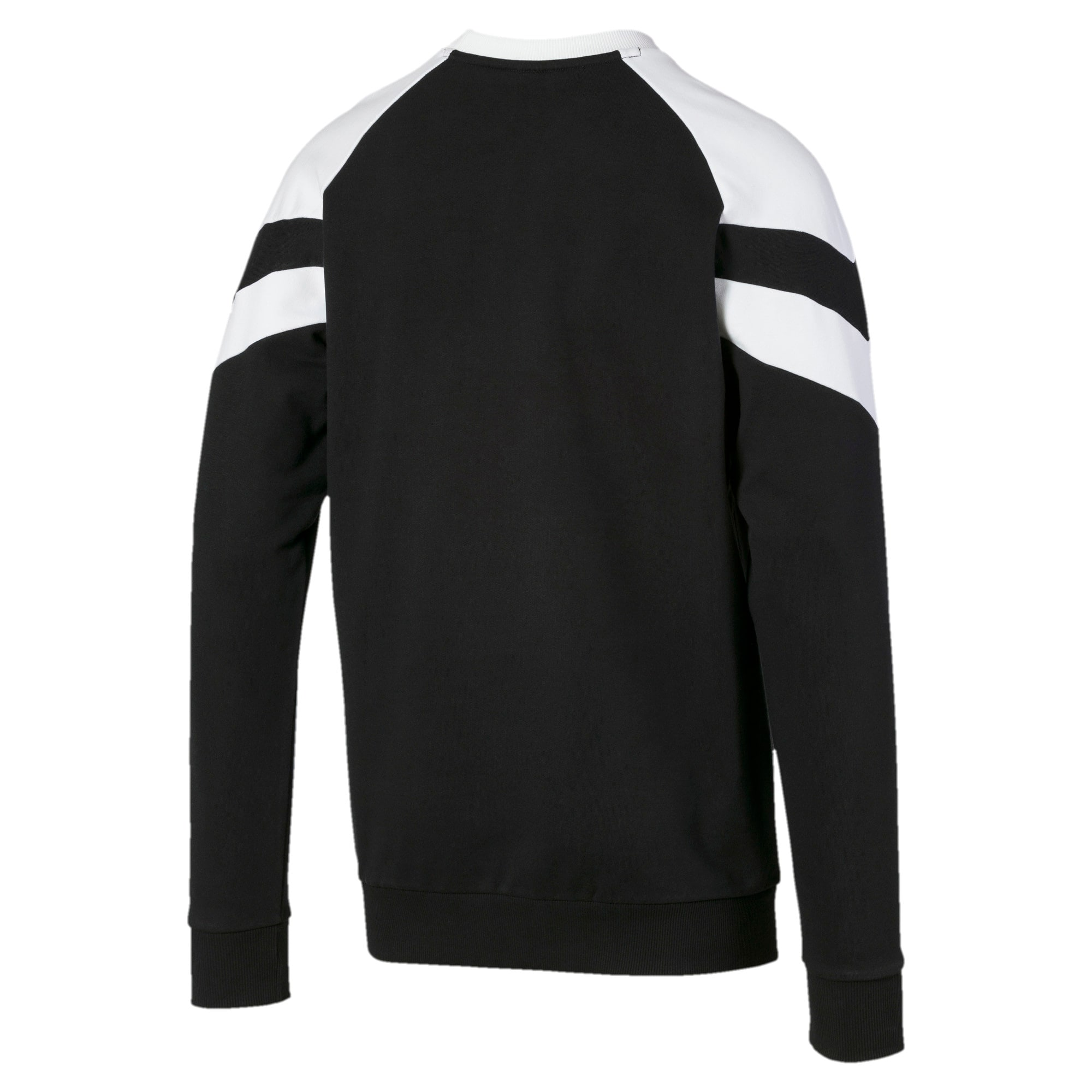 Thumbnail 5 of Jersey con cuello redondo de hombre Iconic MCS, Puma Black, medium