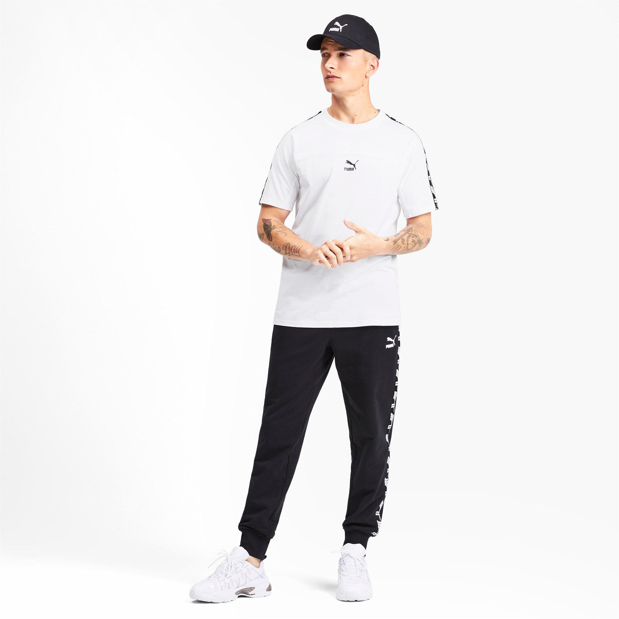 Miniaturka 3 Męska koszulka z krótkim rękawem PUMA XTG, Puma White, średnie