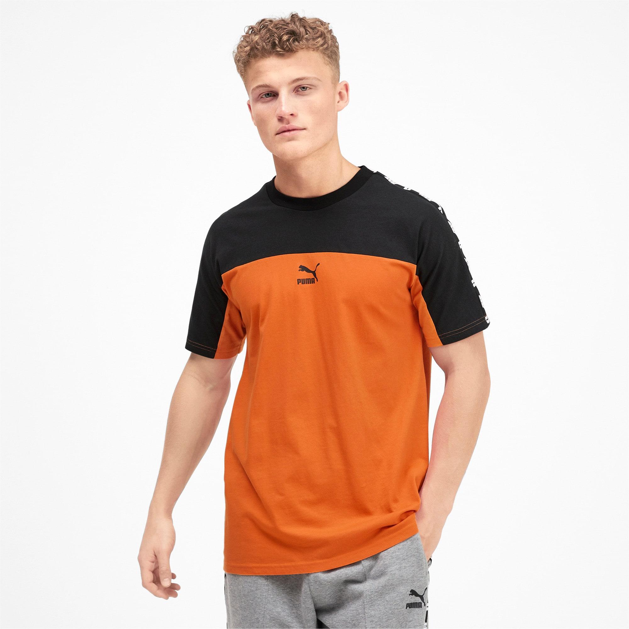 Miniaturka 1 Męska koszulka z krótkim rękawem PUMA XTG, Kolor Jaffa Orange, średnie