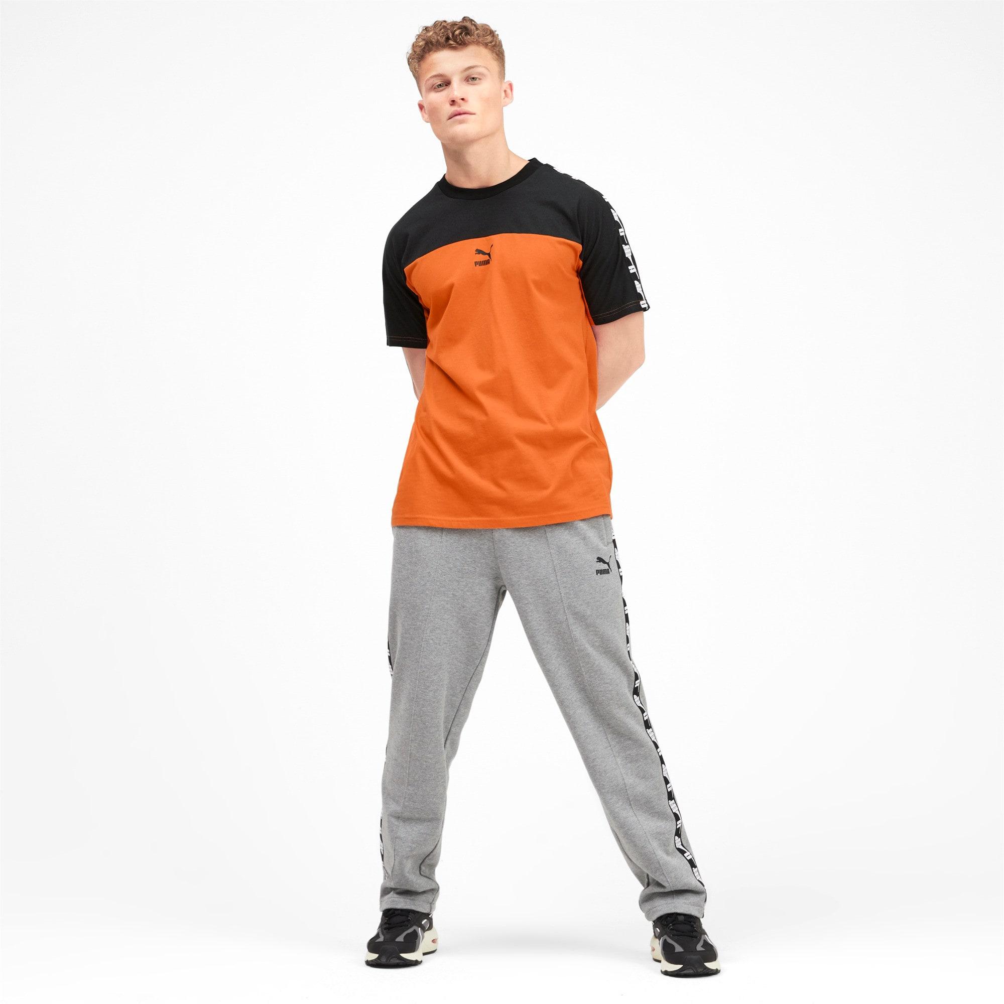 Miniaturka 3 Męska koszulka z krótkim rękawem PUMA XTG, Kolor Jaffa Orange, średnie