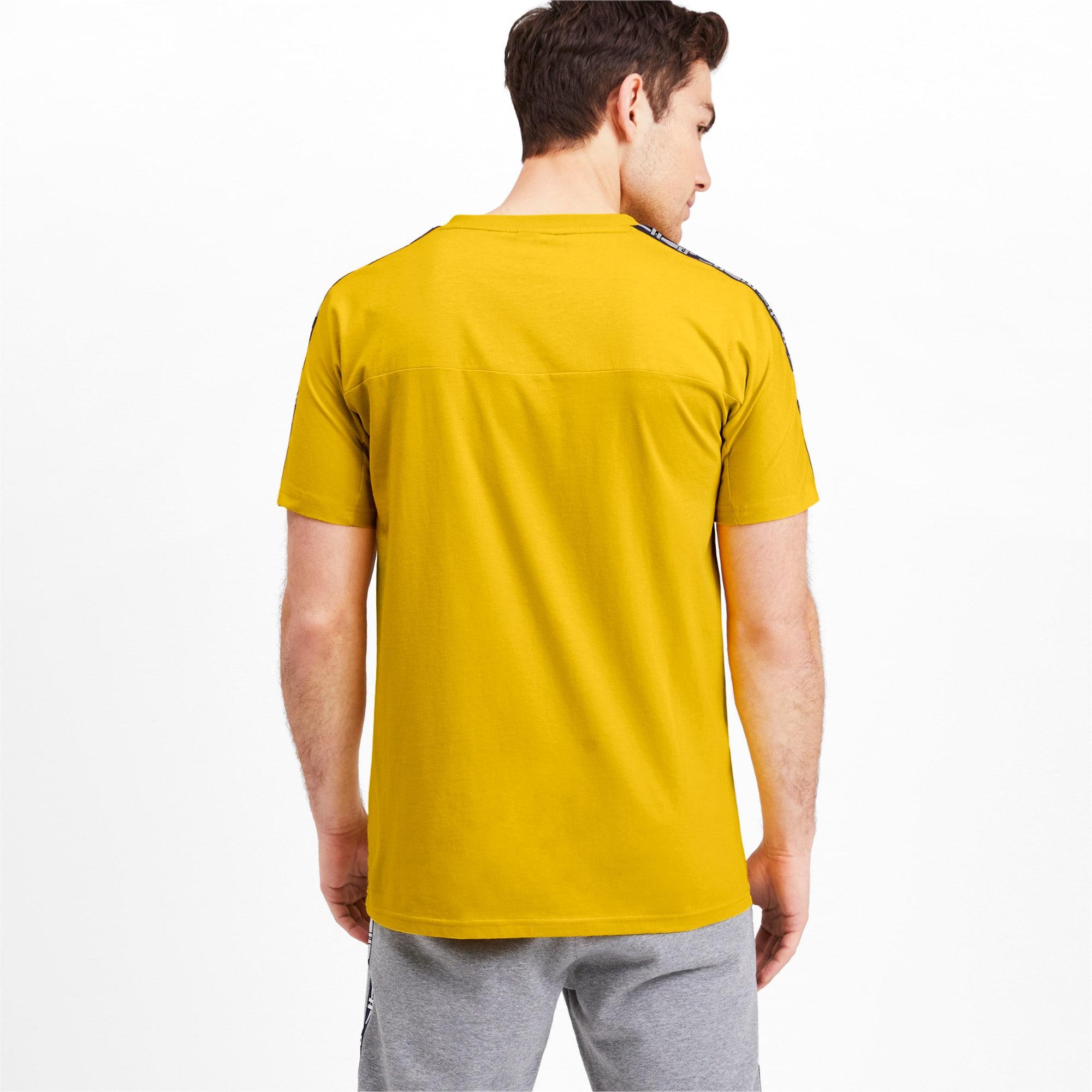 Miniaturka 2 Męska koszulka z krótkim rękawem PUMA XTG, Sulphur, średnie