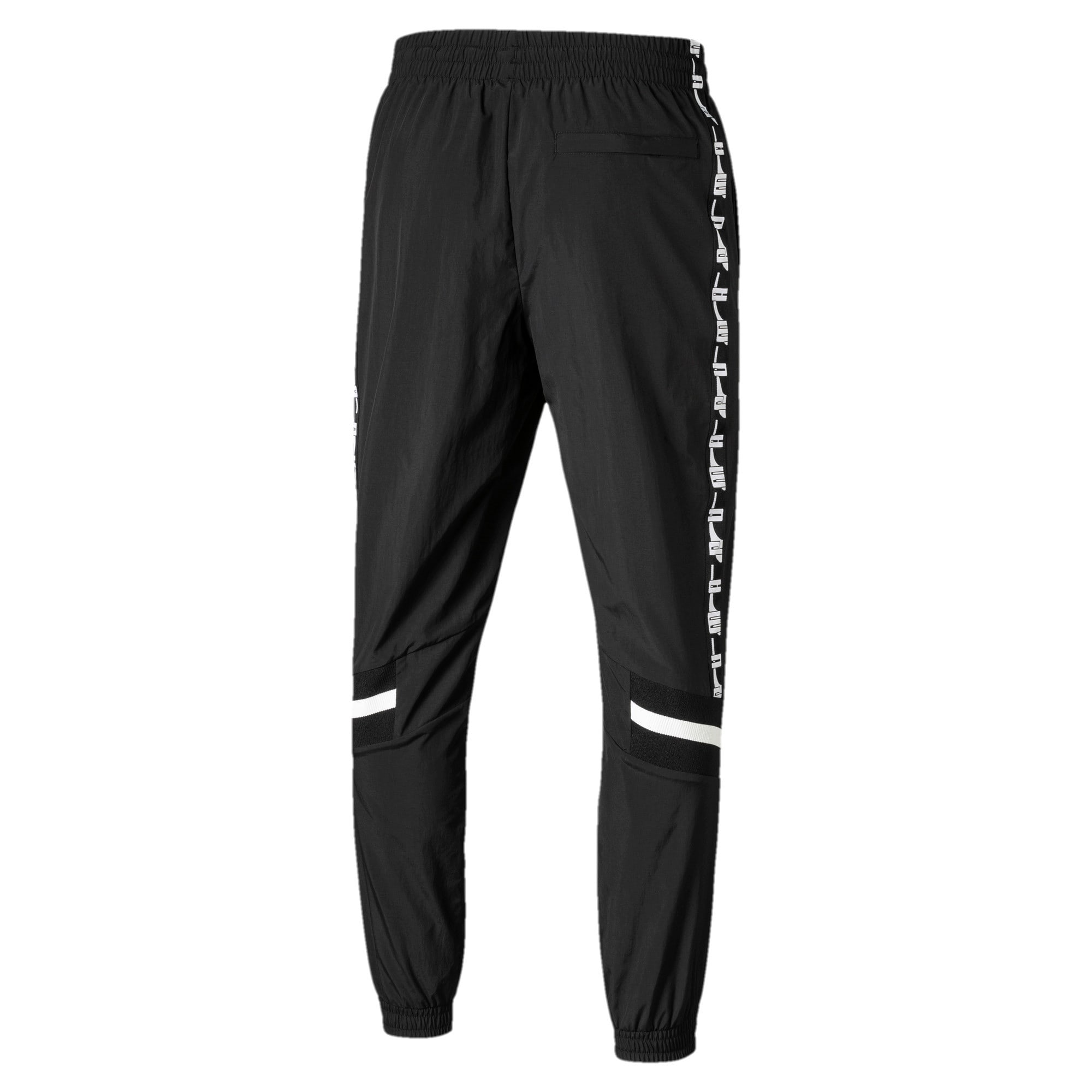 Thumbnail 5 of PUMA XTG Men's Woven Pants, Puma Black, medium