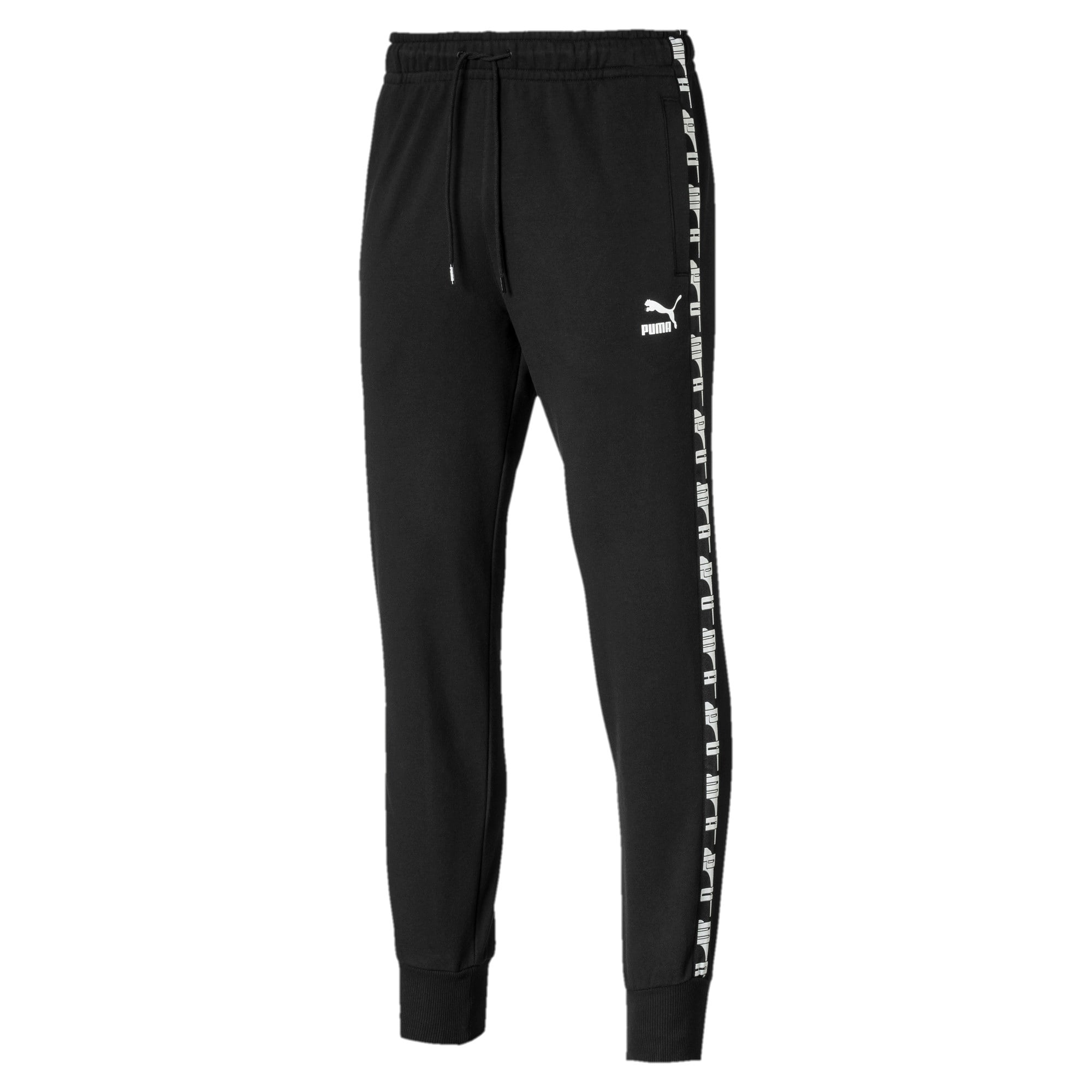 Thumbnail 1 of Pantalon de sweat tricoté PUMA XTG pour homme, Puma Black, medium