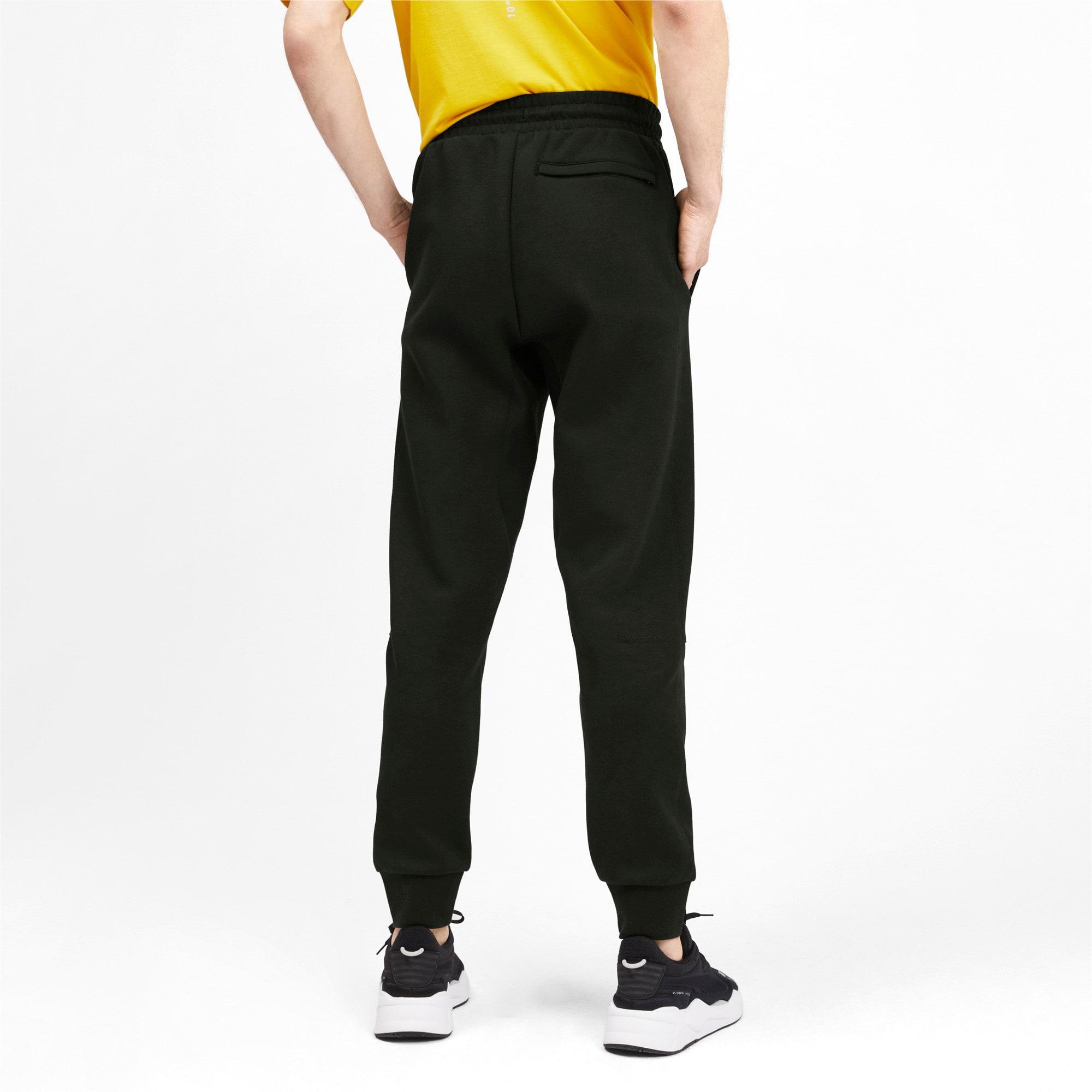 Thumbnail 3 of Epoch Knitted broek voor heren, Puma Black, medium