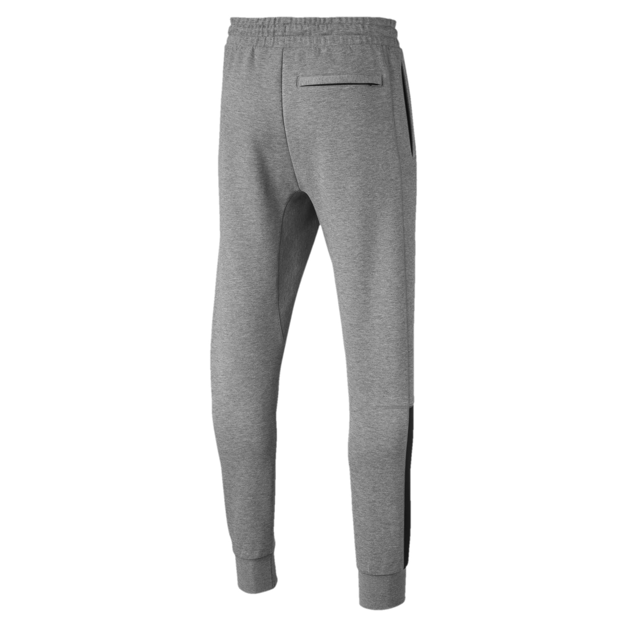 Thumbnail 5 of Epoch Knitted broek voor heren, Medium Gray Heather, medium