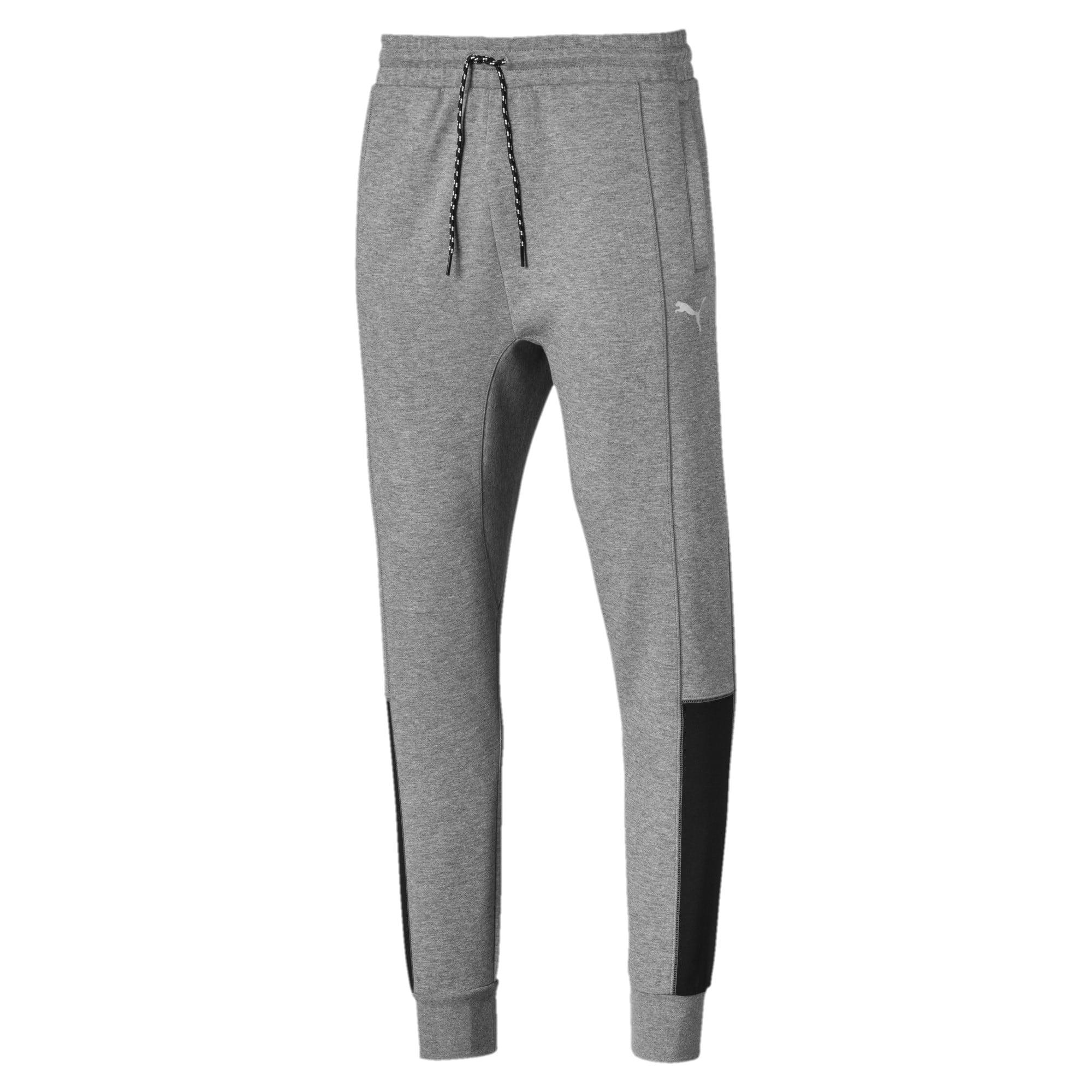 Thumbnail 1 of Epoch Knitted broek voor heren, Medium Gray Heather, medium