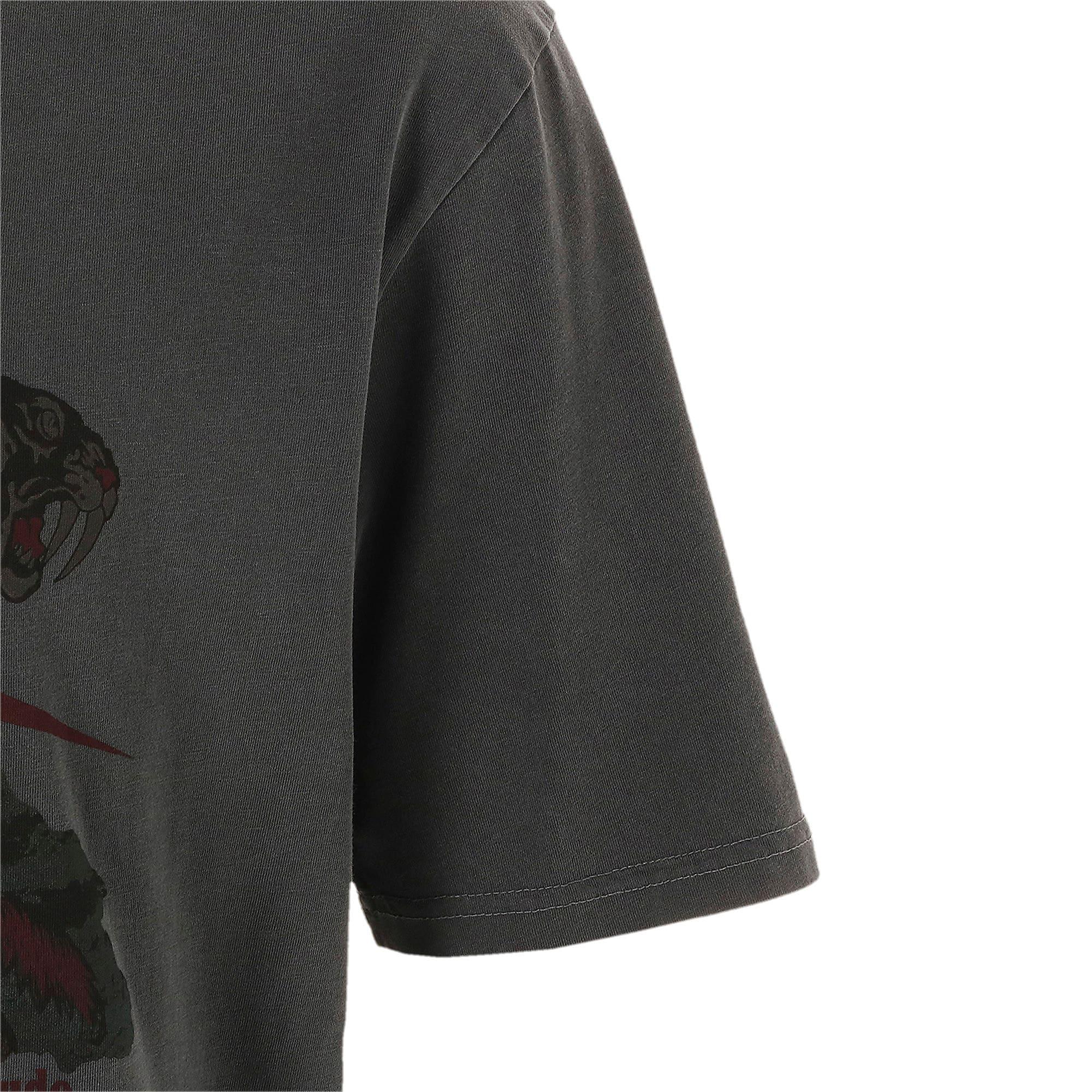 Thumbnail 5 of PUMA x RHUDE Tシャツ, Puma Black, medium-JPN