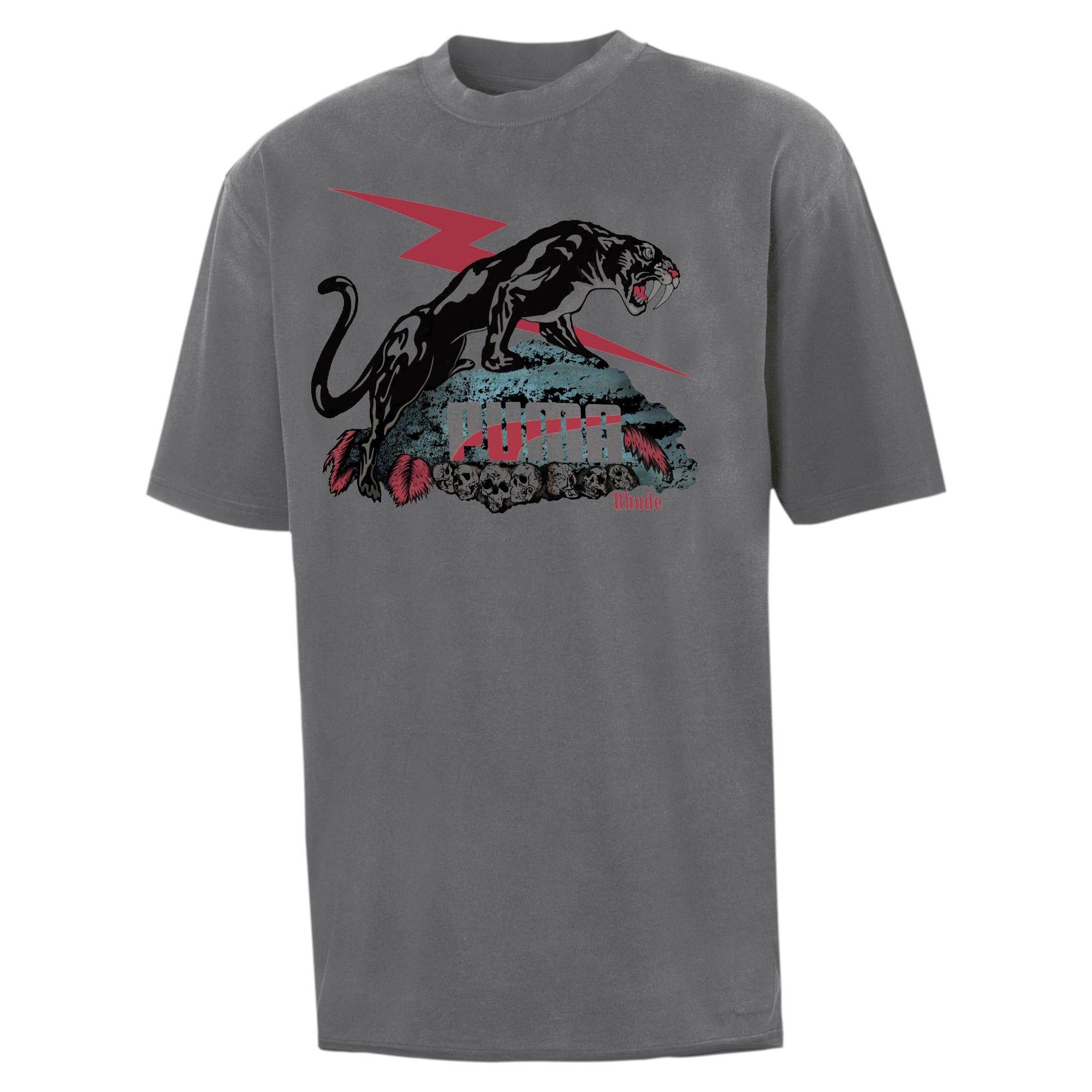 Thumbnail 1 of PUMA x RHUDE Tシャツ, Puma Black, medium-JPN