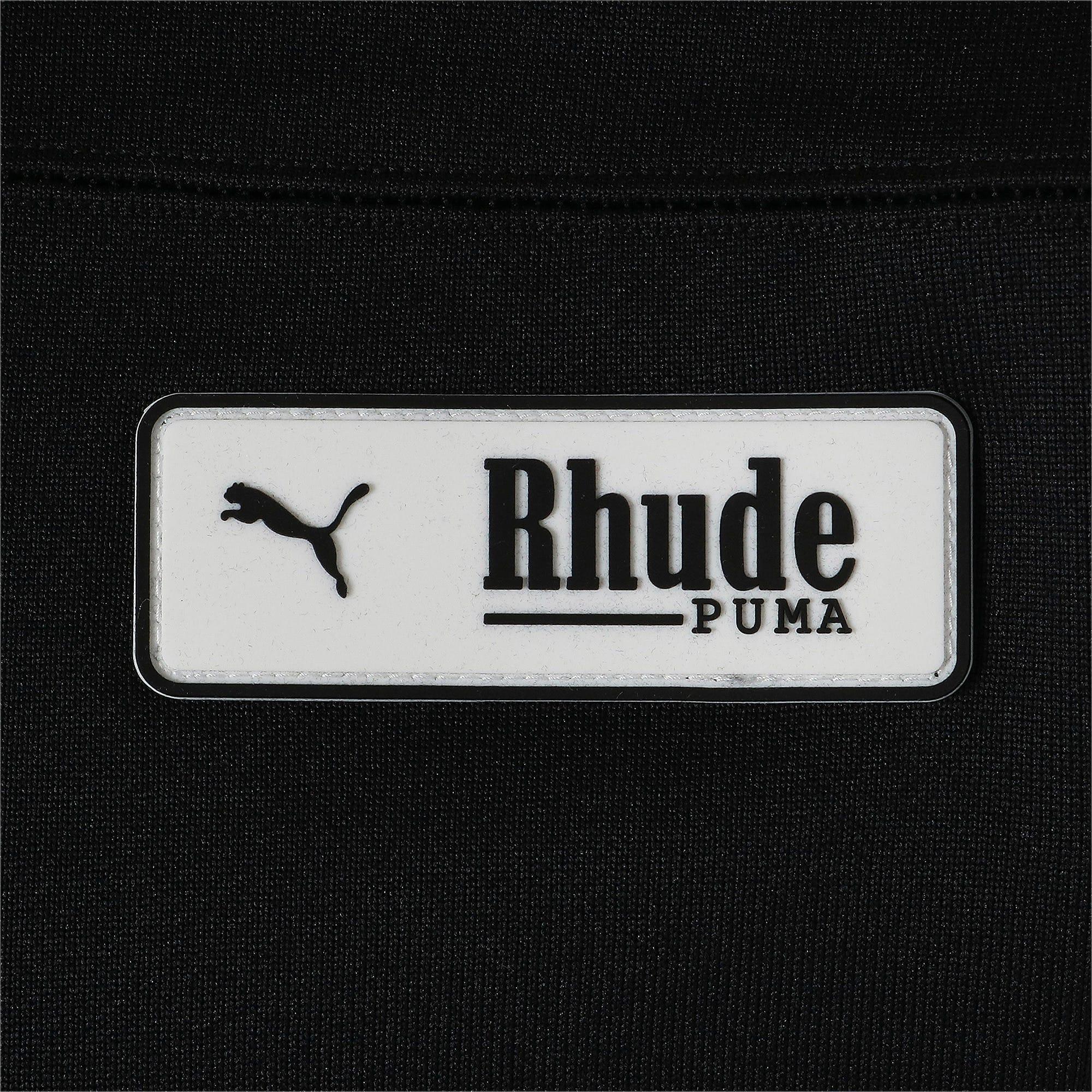 Thumbnail 4 of PUMA x RHUDE XTG トラックトップ, Puma Black, medium-JPN