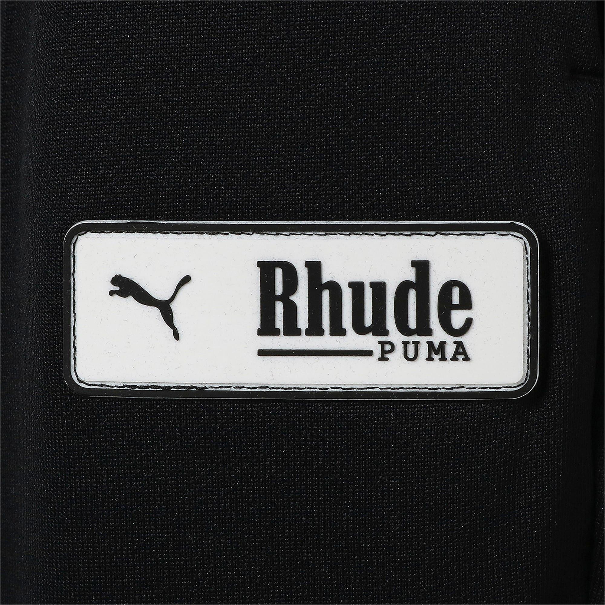 Thumbnail 4 of PUMA x RHUDE トラックパンツ, Puma Black, medium-JPN