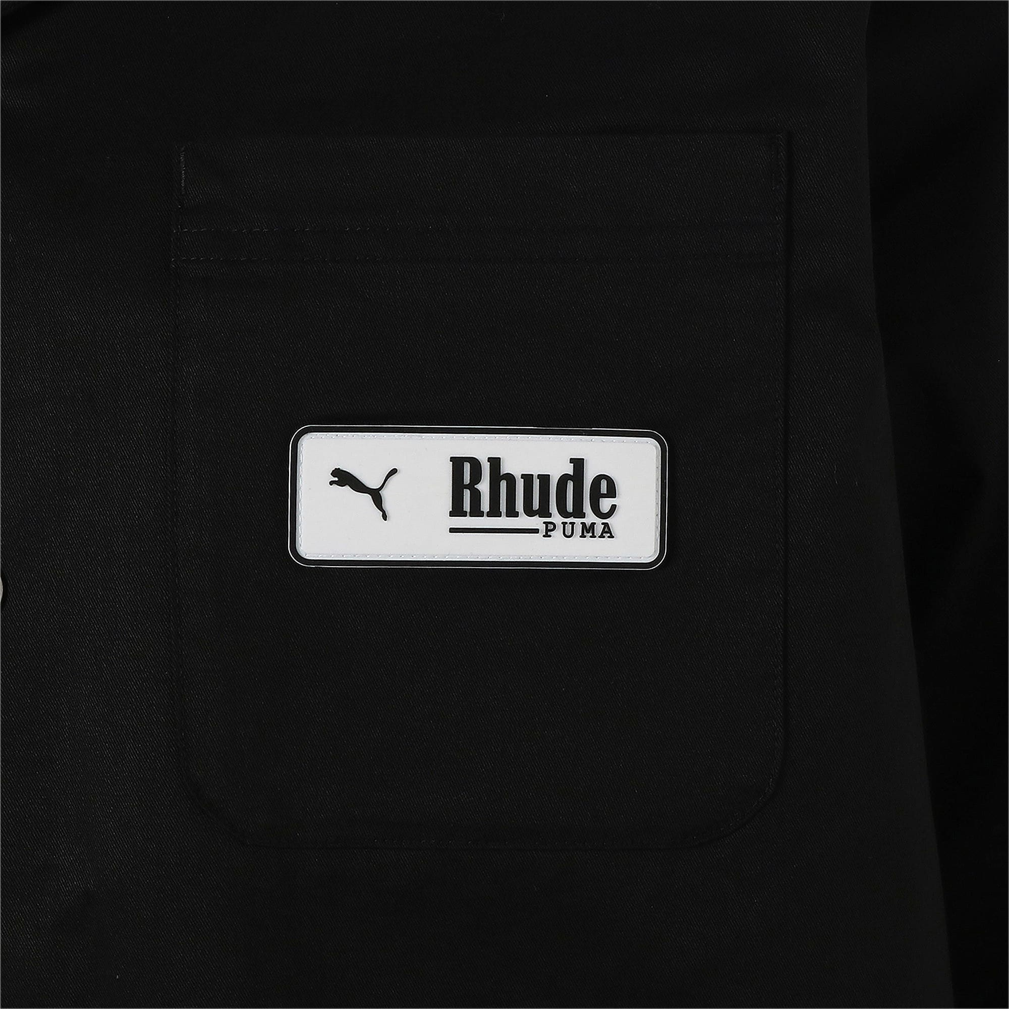 Thumbnail 8 of PUMA x RHUDE コート, Puma Black, medium-JPN