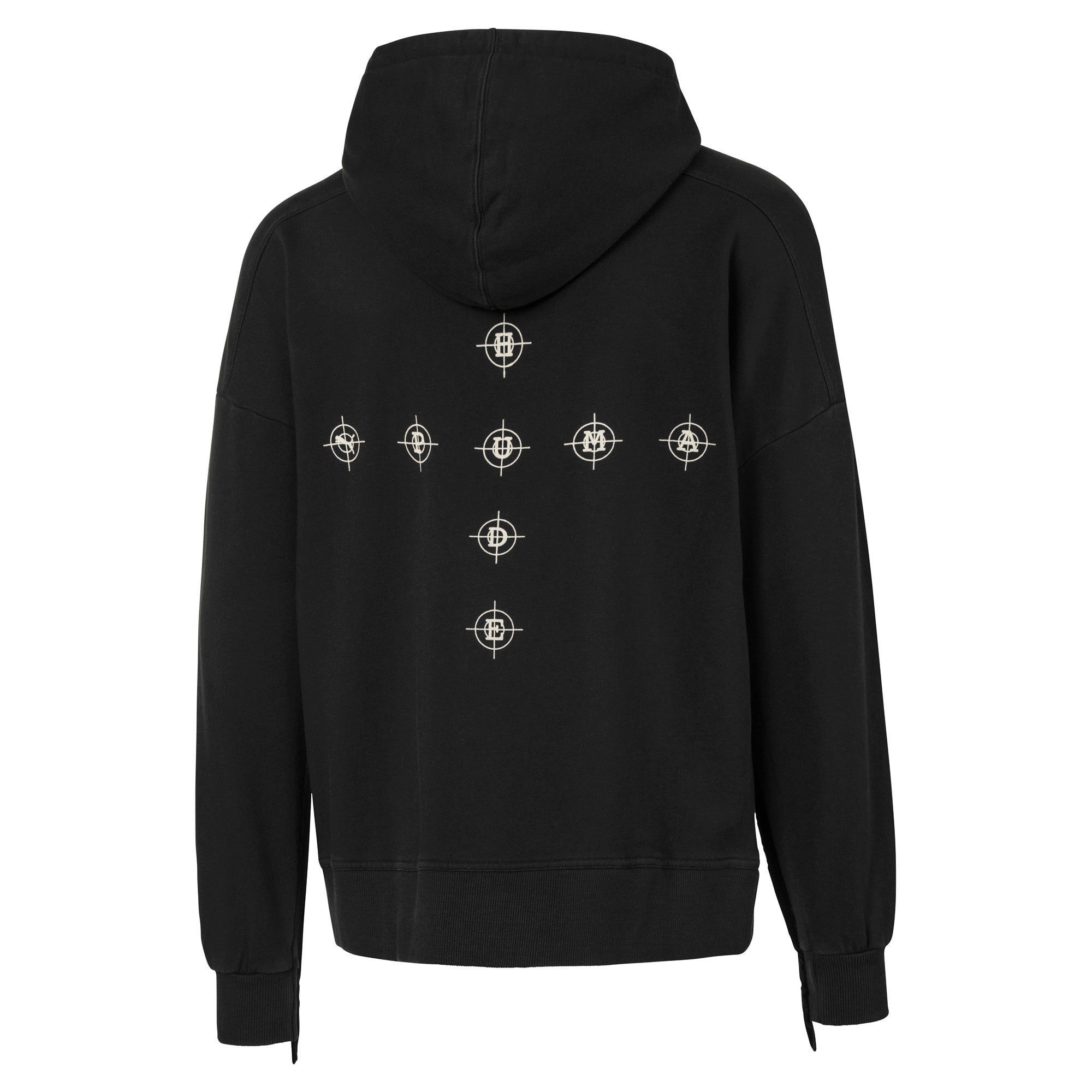 Thumbnail 2 of PUMA x RHUDE hoodie voor heren, Puma Black, medium