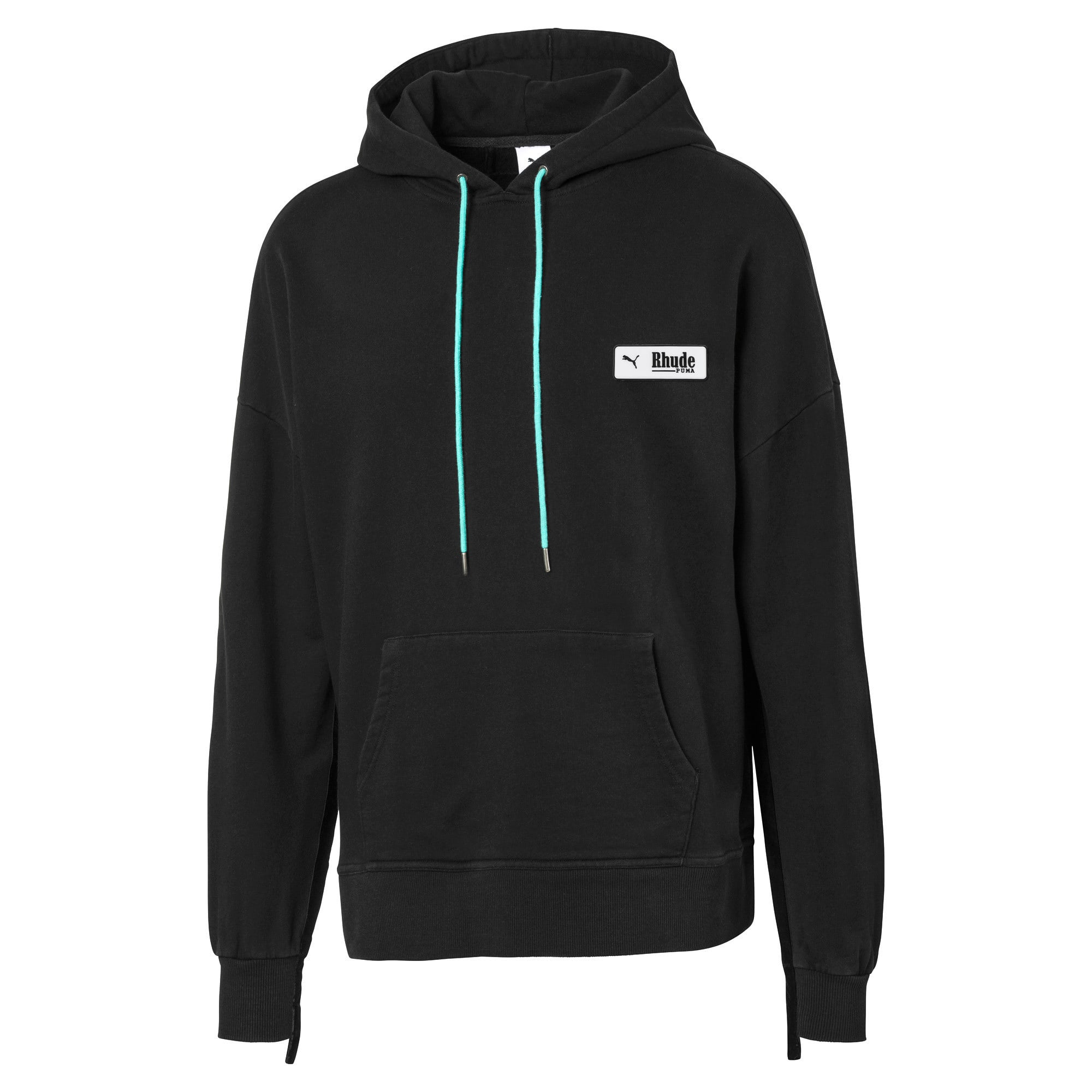 Thumbnail 1 of PUMA x RHUDE hoodie voor heren, Puma Black, medium