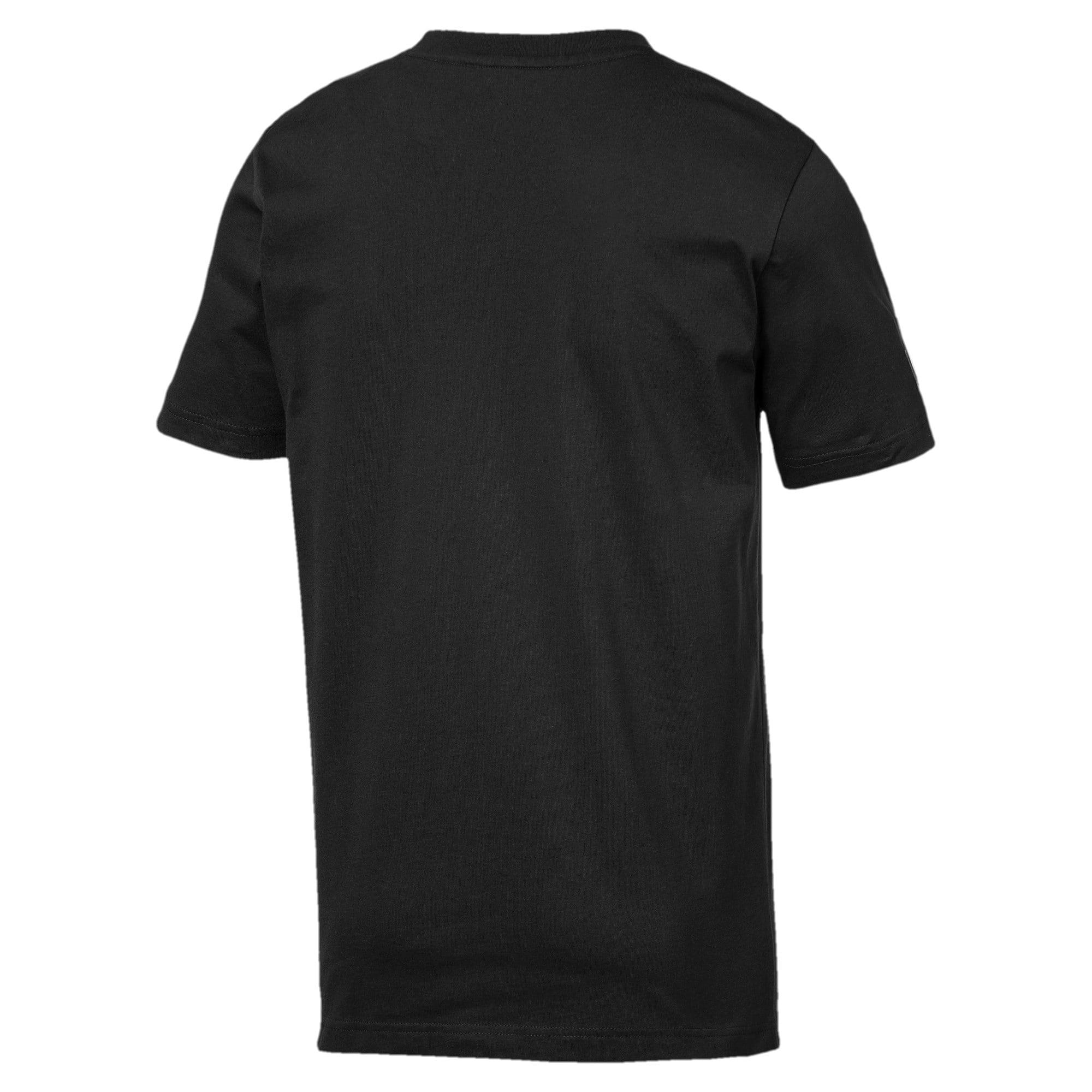 Thumbnail 5 of T-shirt con stampa Mercedes AMG Petronas uomo, Puma Black, medium