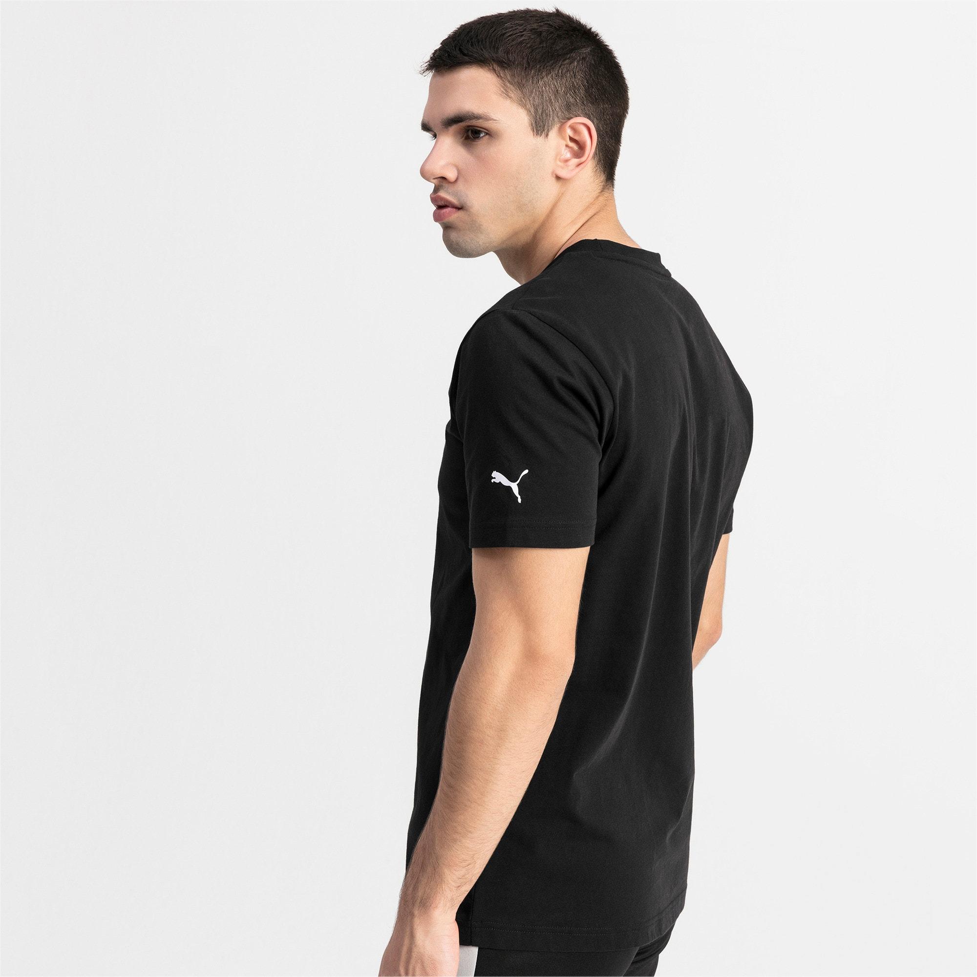Thumbnail 2 of T-shirt con stampa Mercedes AMG Petronas uomo, Puma Black, medium