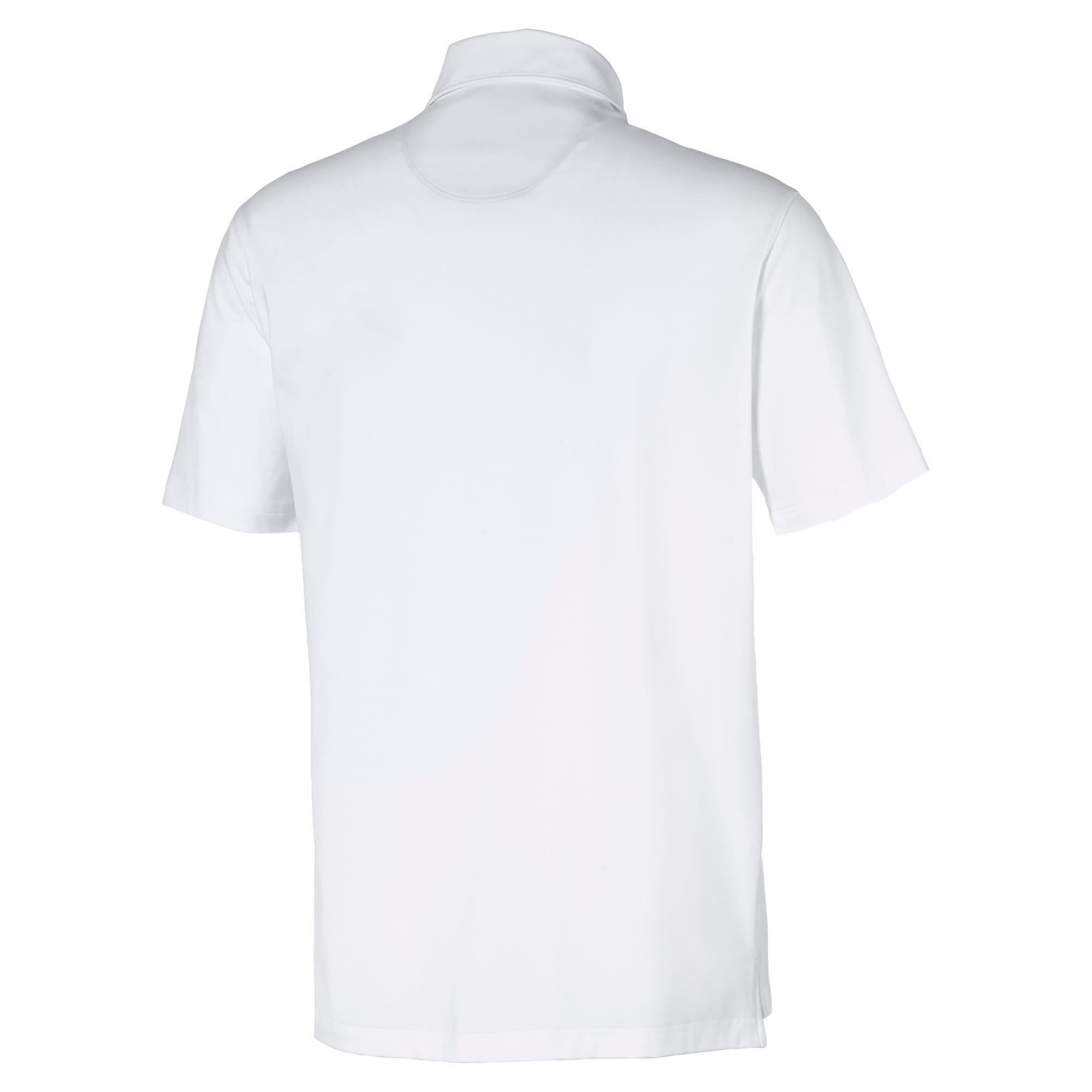 Thumbnail 6 of Donegal Men's Golf Polo, Bright White, medium