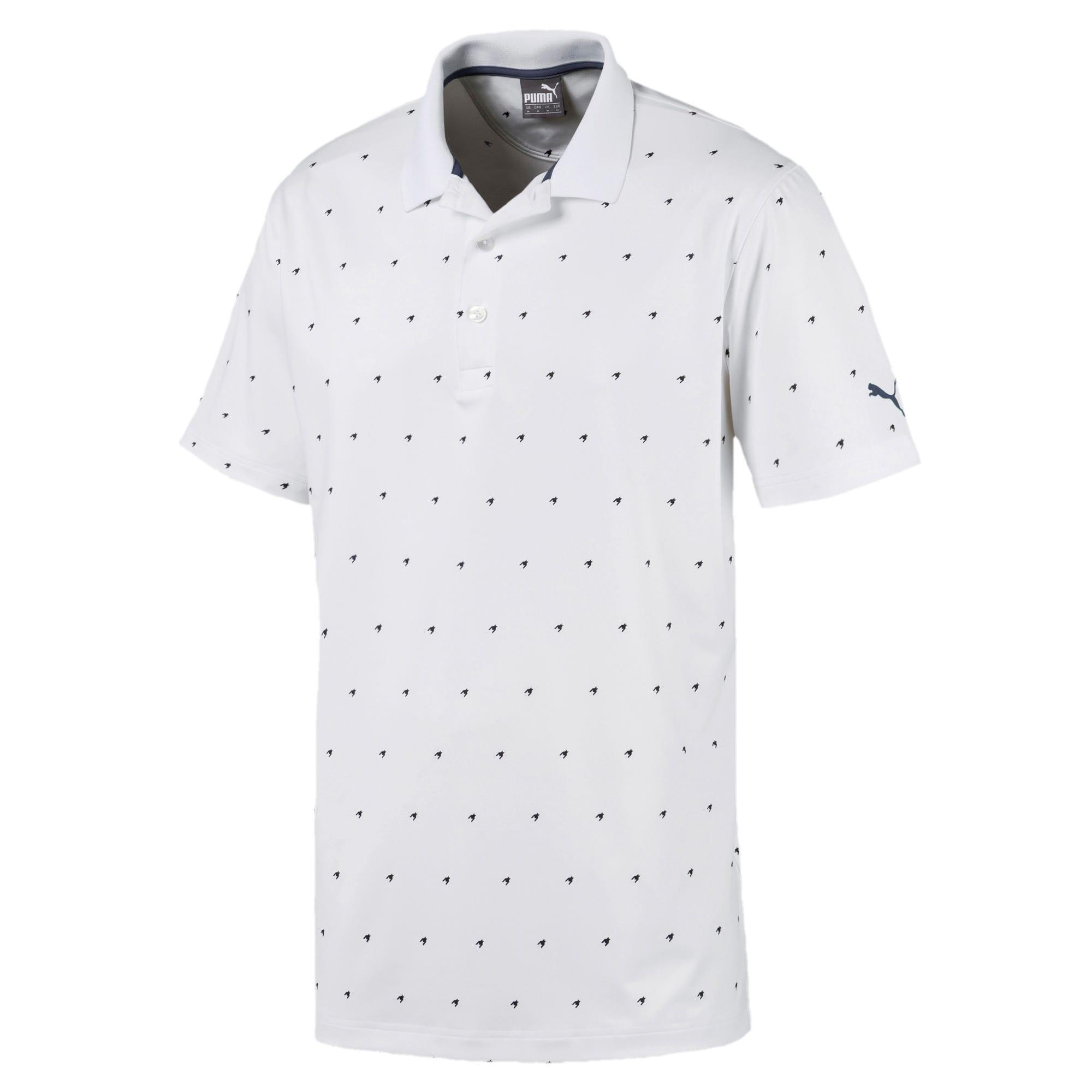 Thumbnail 4 of Skerries Men's Golf Polo, Bright White, medium