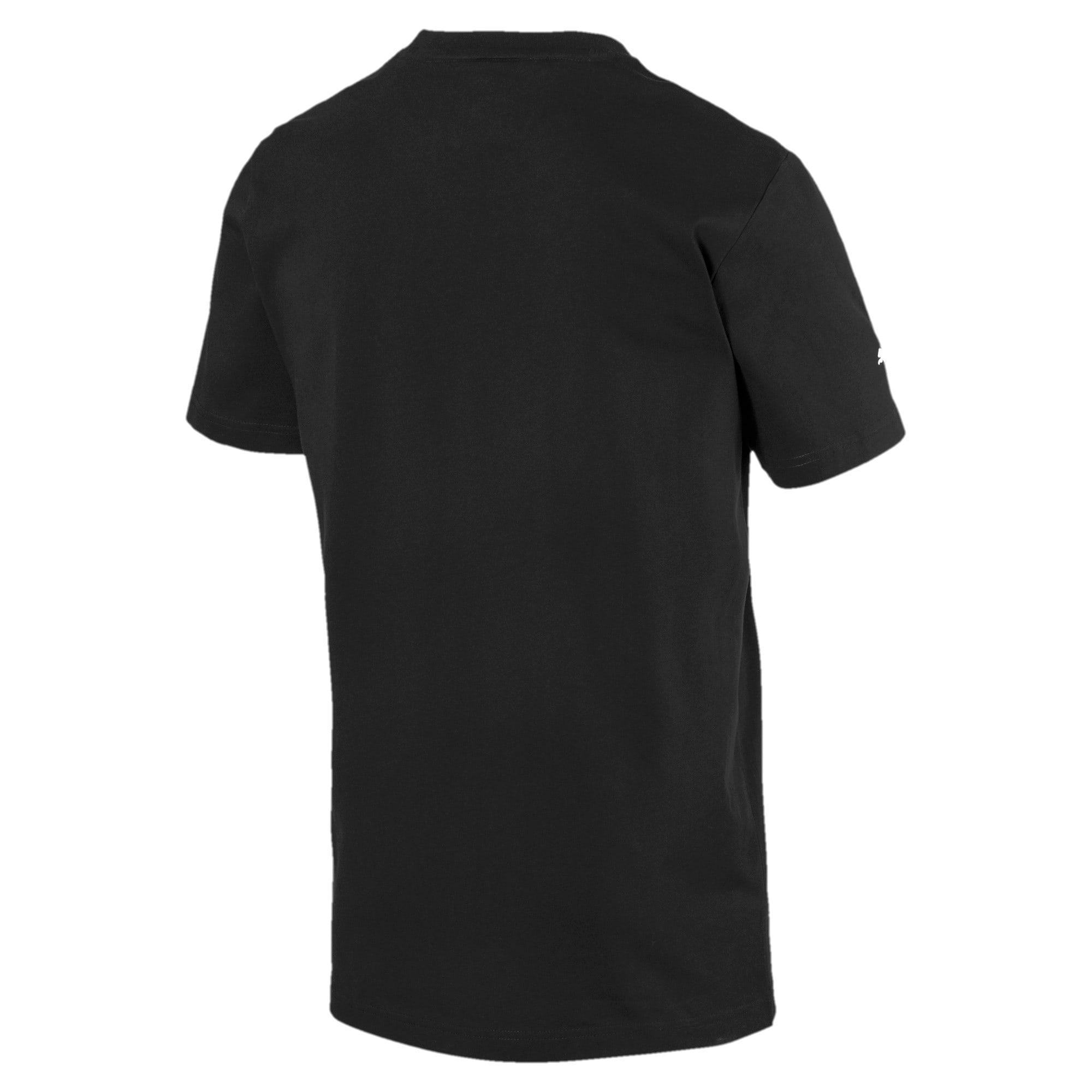 Thumbnail 5 of T-shirt con logo BMW M Motorsport uomo, Puma Black, medium
