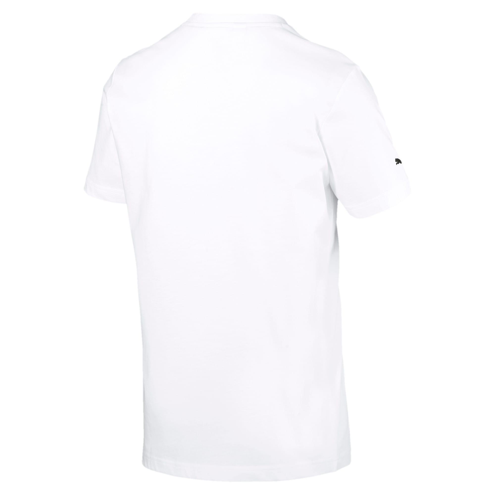 Thumbnail 5 of T-shirt con logo BMW M Motorsport uomo, Puma White, medium