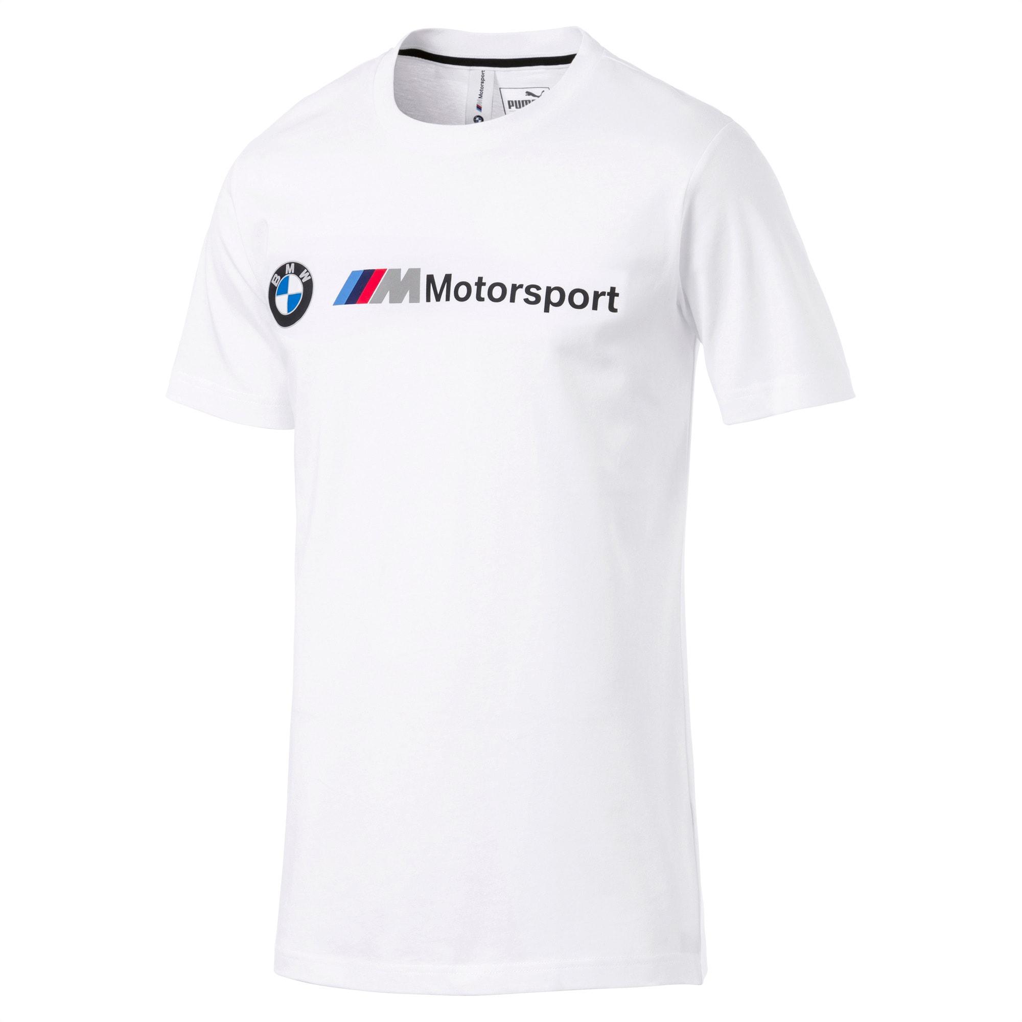 BMW M Motorsport Logo Men's Tee