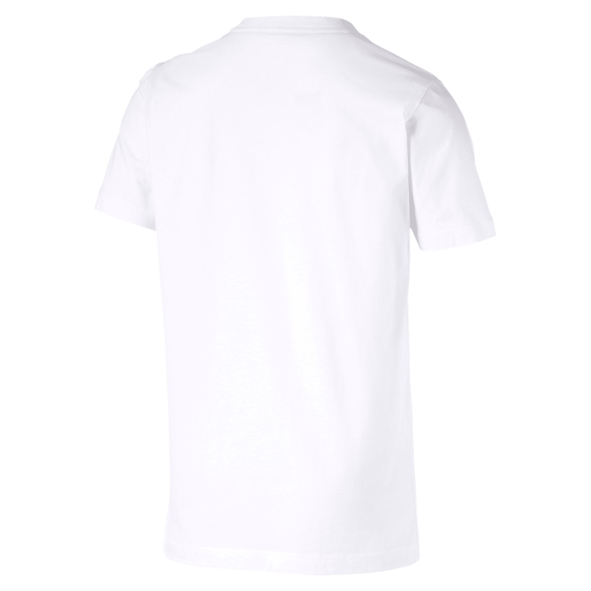 Thumbnail 5 of Red Bull Racing logo-T-shirt voor heren, Puma White, medium