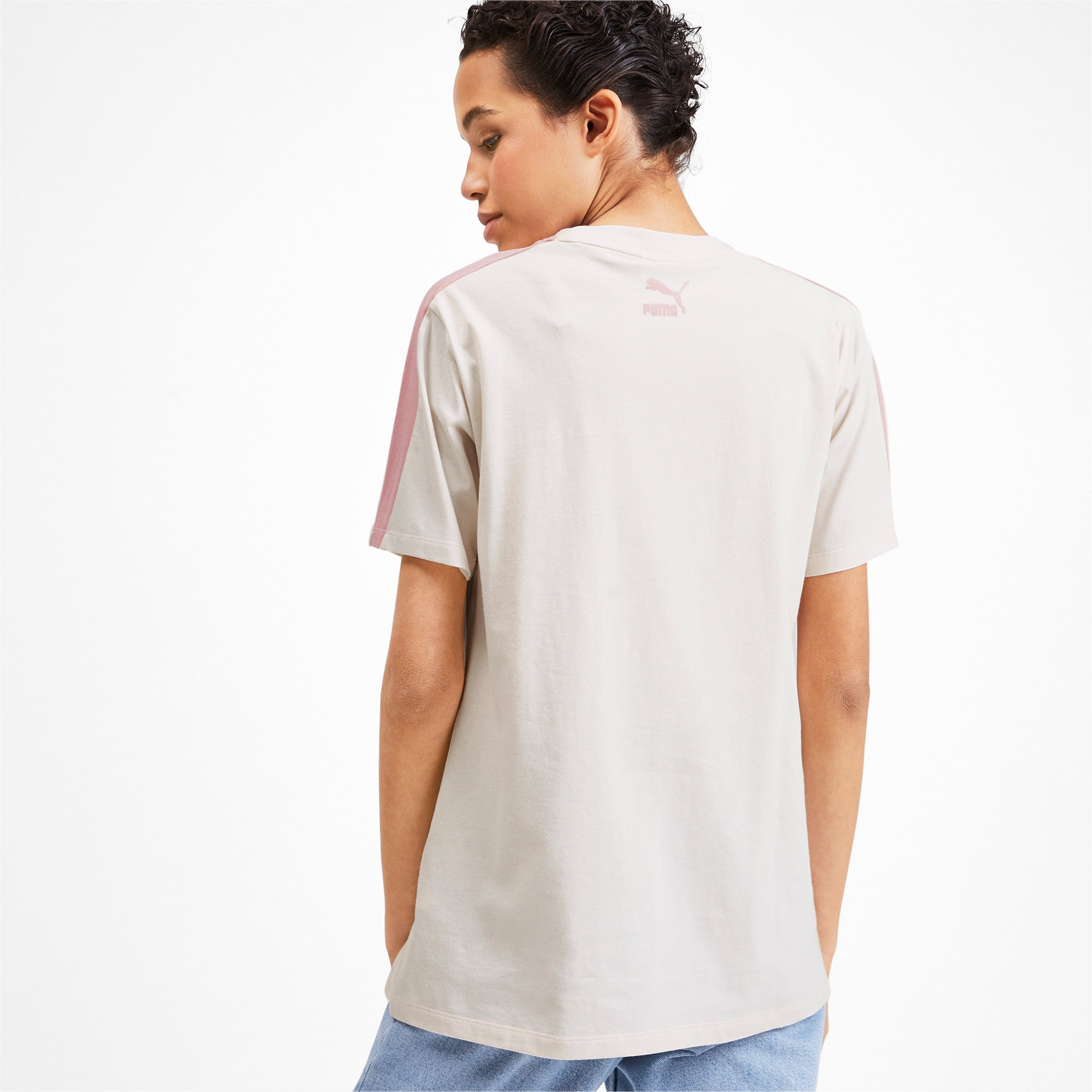 Miniatura 3 de Camiseta Classics No.2 T7 para mujer, Pastel Parchment, mediano
