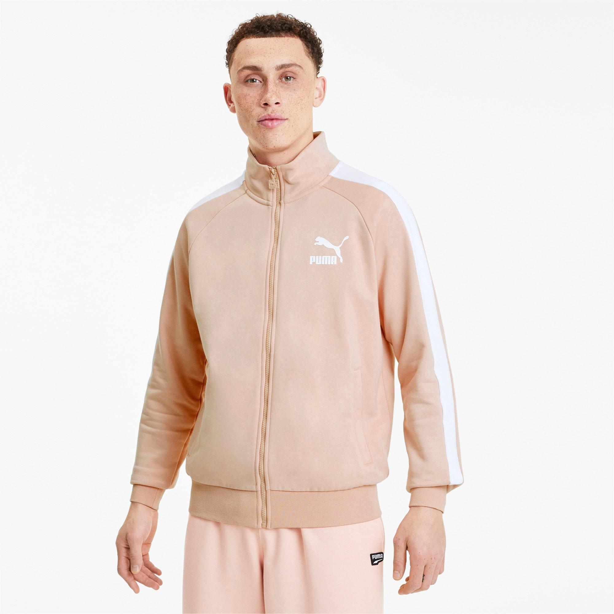 Track jacket Iconic T7 da uomo