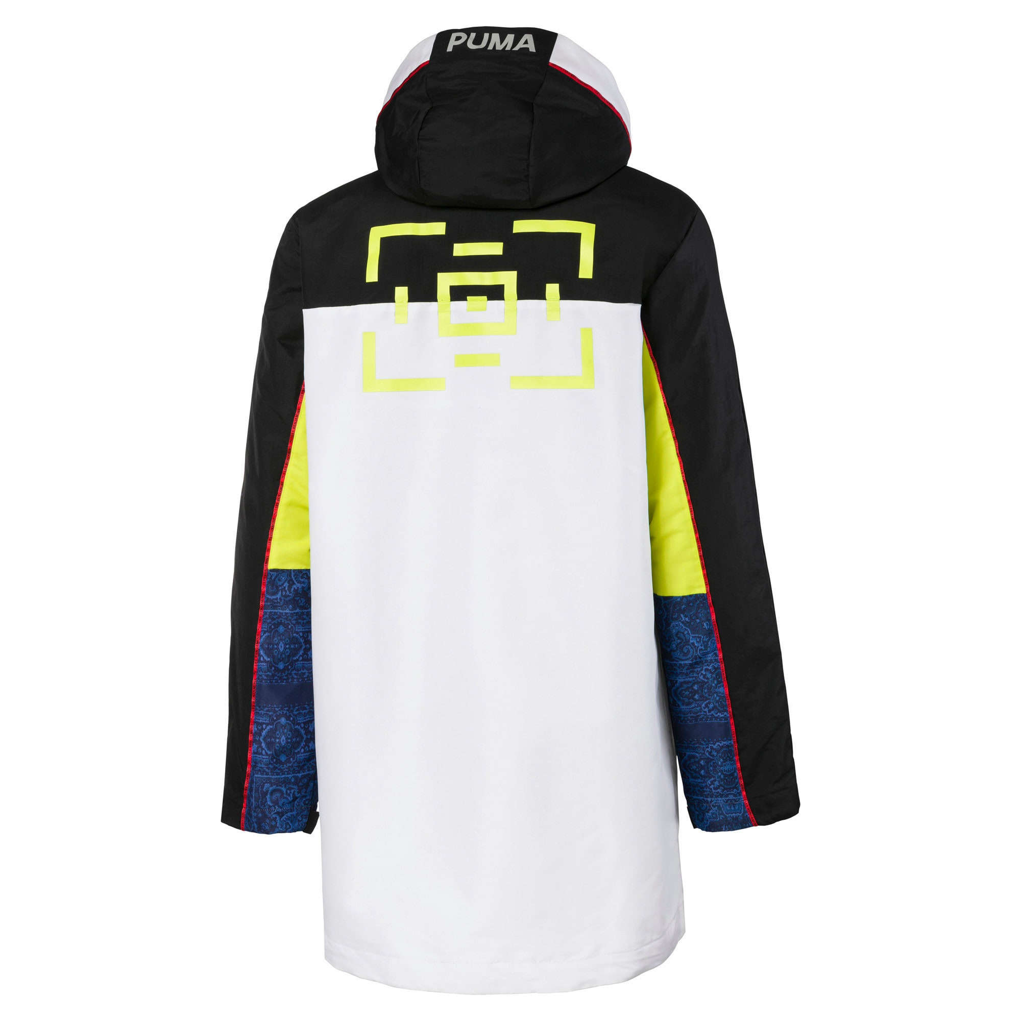 Thumbnail 5 of PUMA x LES BENJAMINS Men's Storm Jacket, Puma White, medium