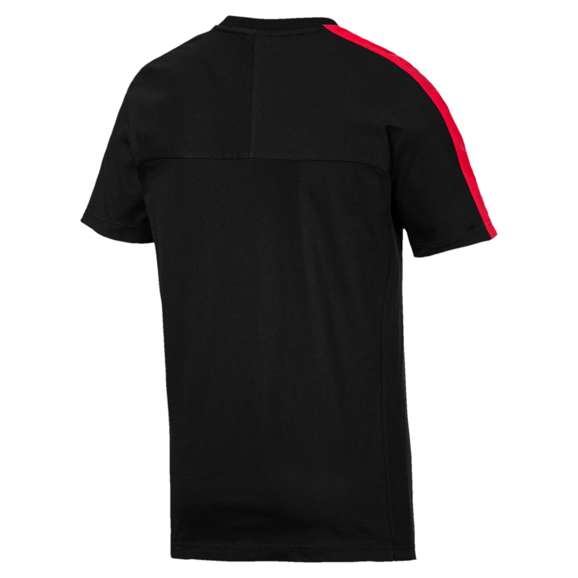 Thumbnail 5 of T-shirt Scuderia Ferrari T7 uomo, Puma Black, medium