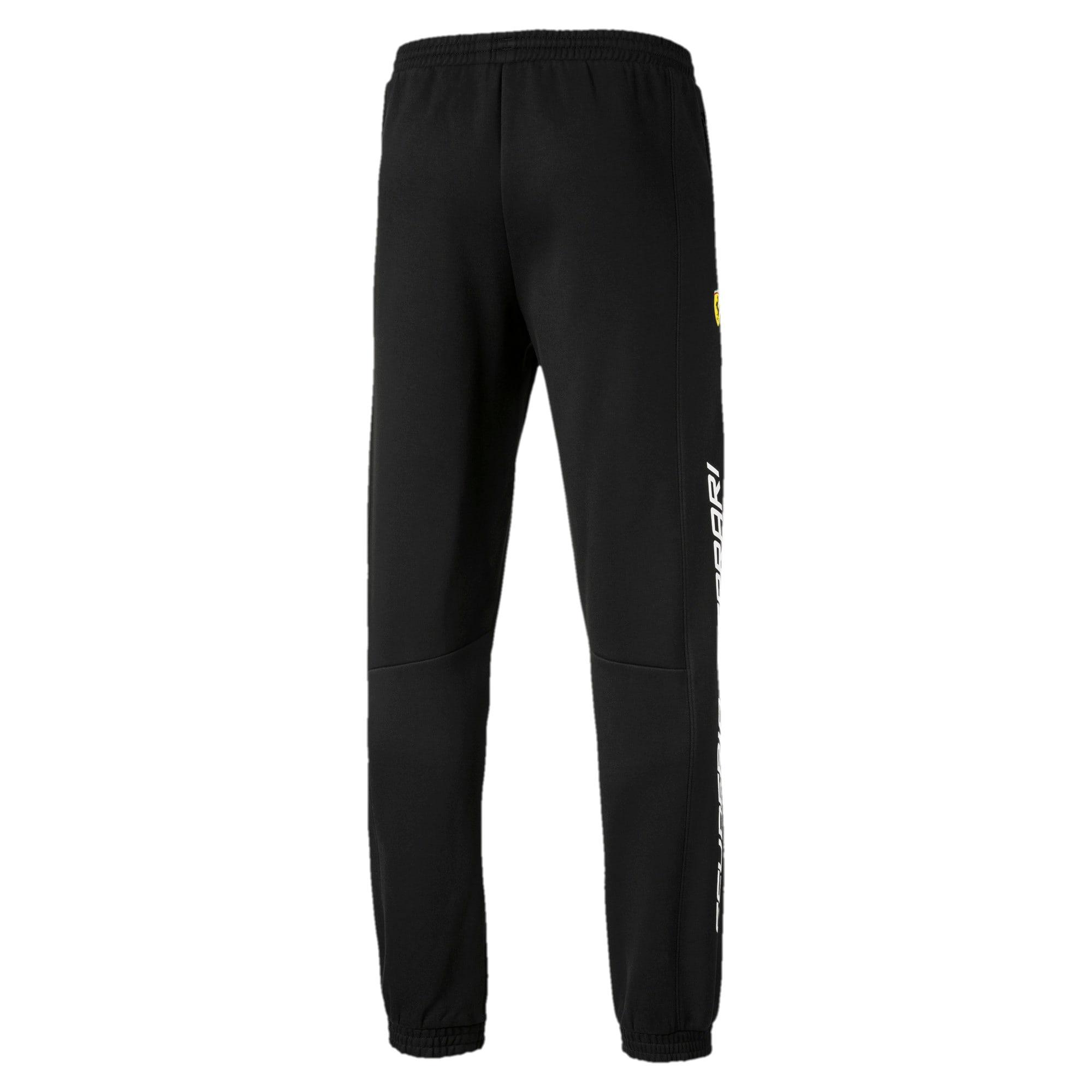 Thumbnail 5 of Ferrari Men's Sweatpants, Puma Black, medium