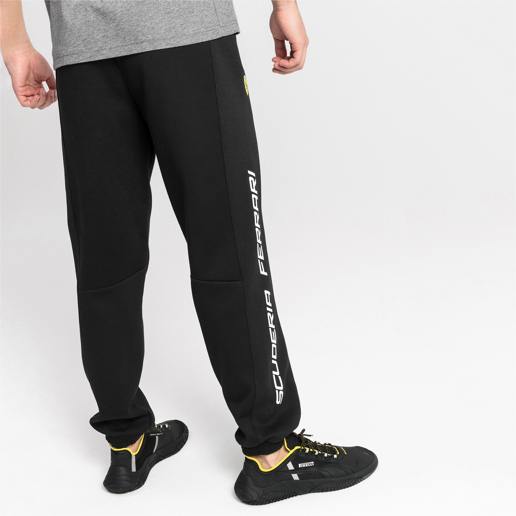Thumbnail 2 of Ferrari Men's Sweatpants, Puma Black, medium