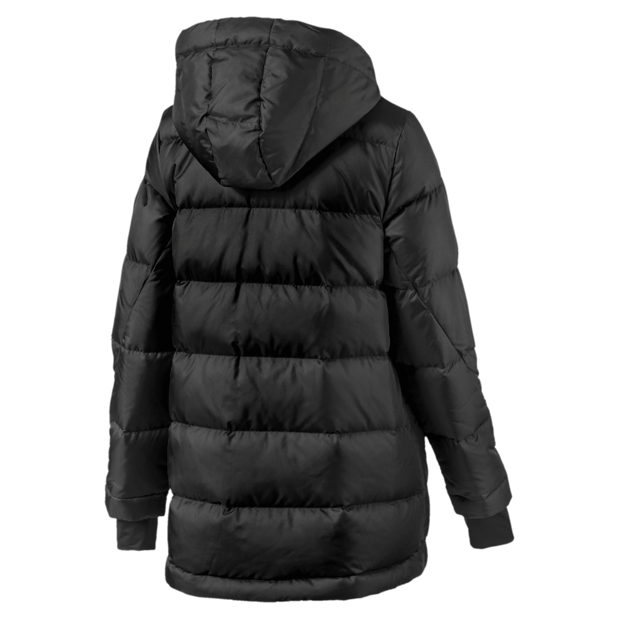 Thumbnail 2 of Scuderia Ferrari Women's Down Jacket, Puma Black, medium