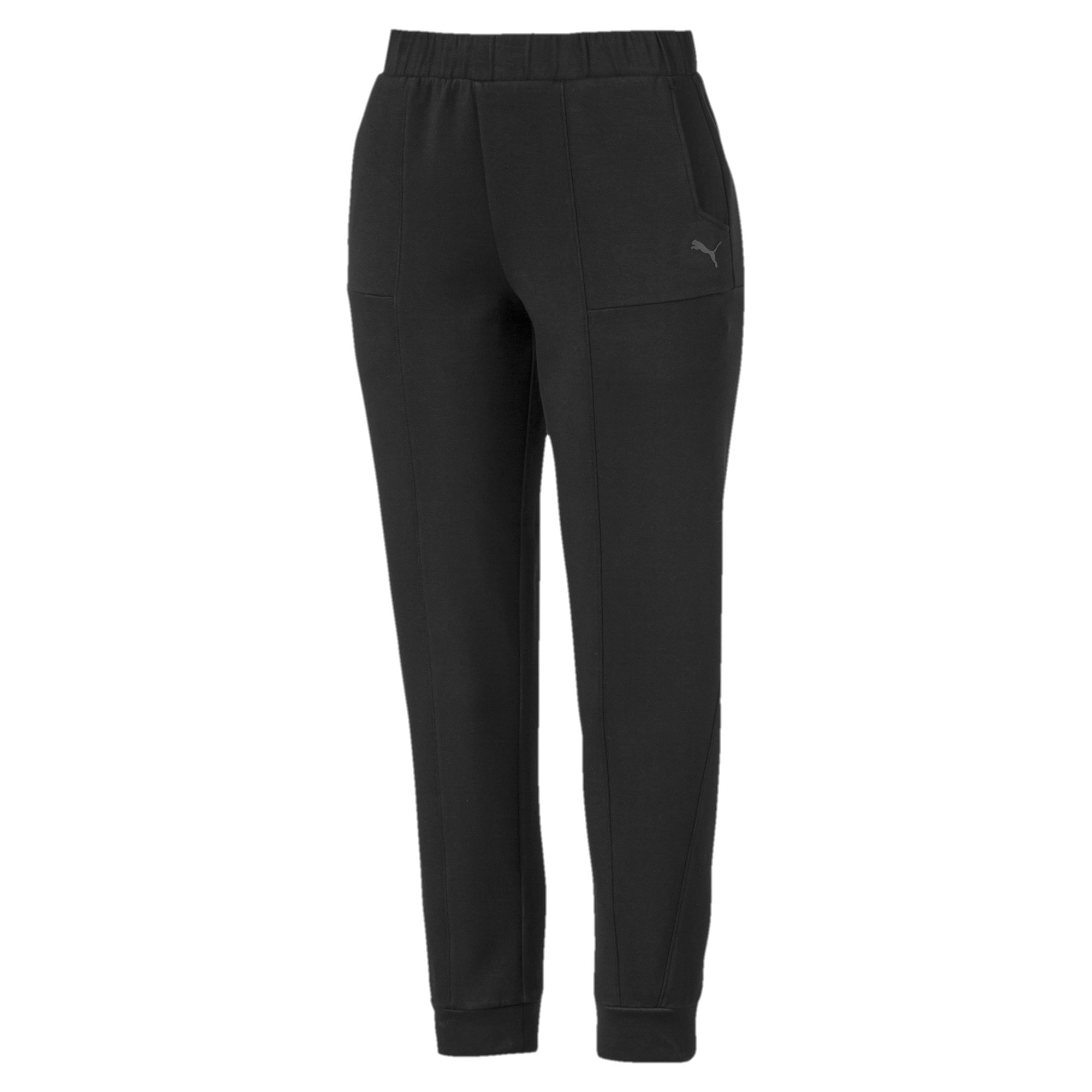 Thumbnail 4 of Pantaloni della tuta Ferrari donna, Puma Black, medium