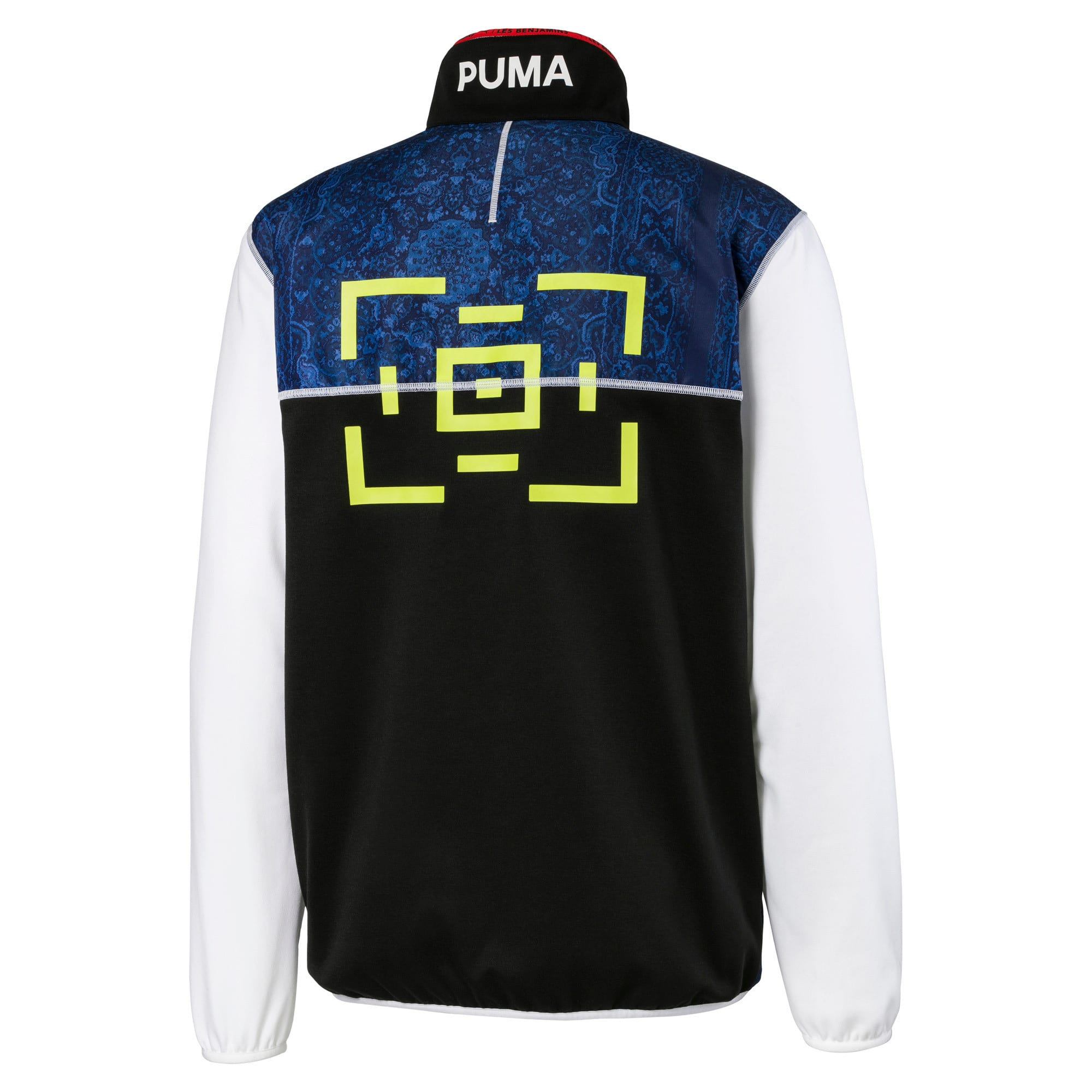Thumbnail 5 of PUMA x LES BENJAMINS Men's Track Top, Puma White, medium