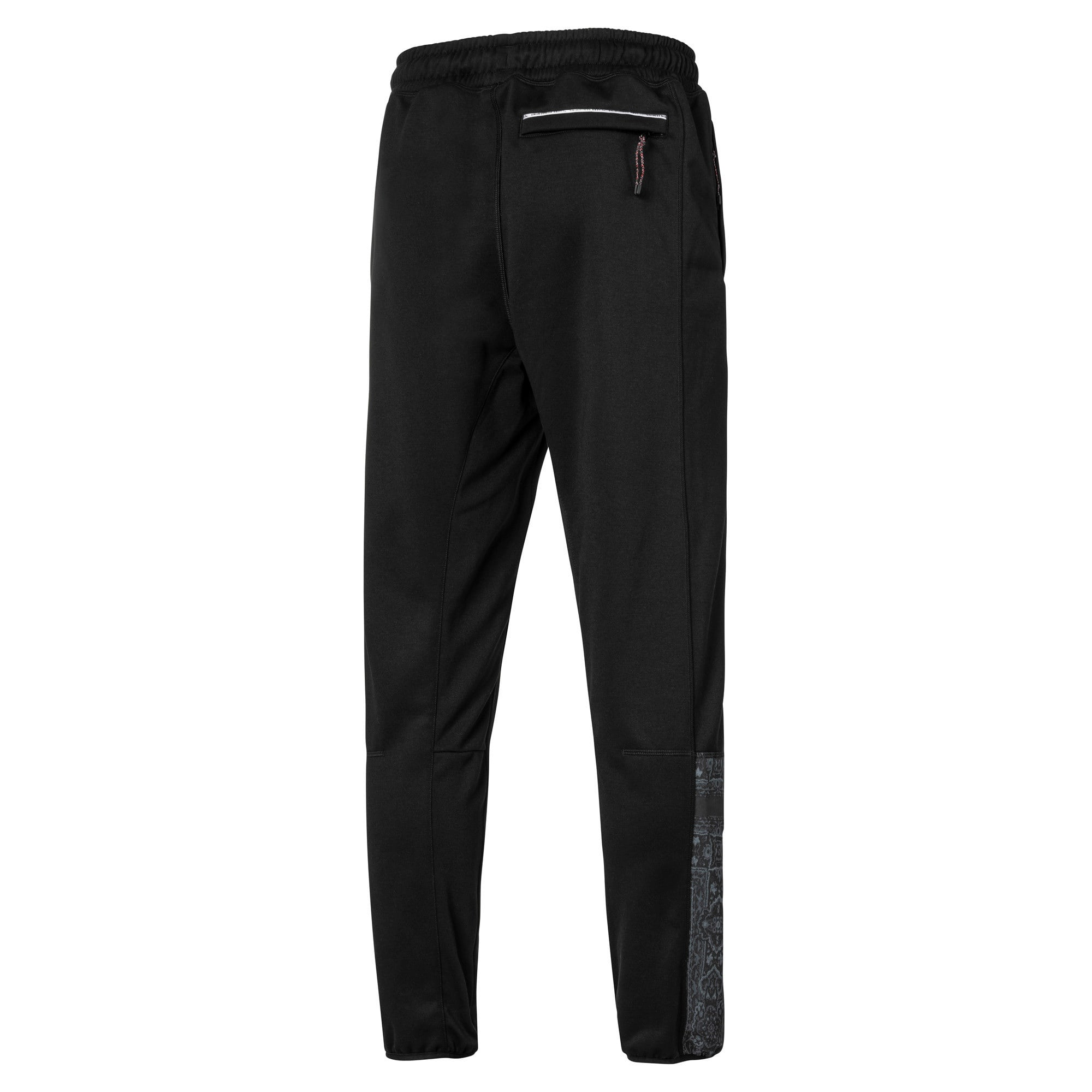 Thumbnail 5 of PUMA x LES BENJAMINS Woven Men's Track Pants, Puma Black, medium