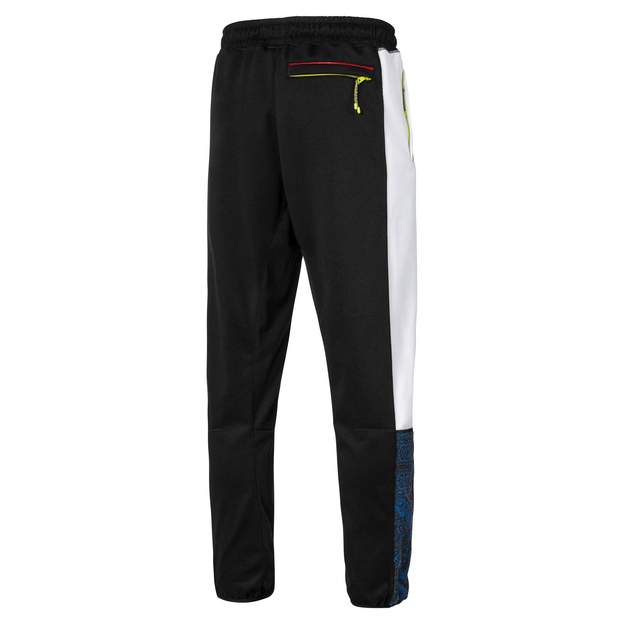 Miniatura 5 de Pantalones deportivos PUMA x LES BENJAMINS para hombre, Puma White, mediano