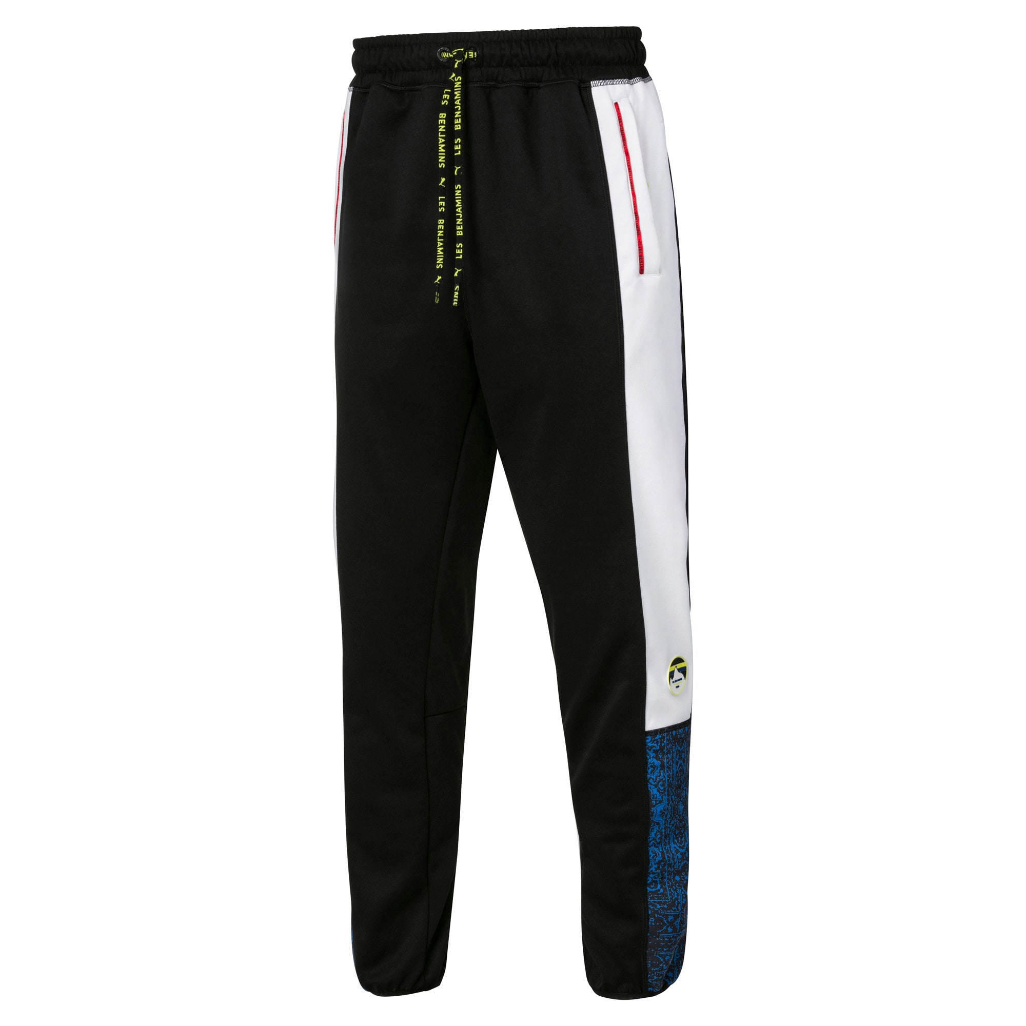 Miniatura 4 de Pantalones deportivos PUMA x LES BENJAMINS para hombre, Puma White, mediano
