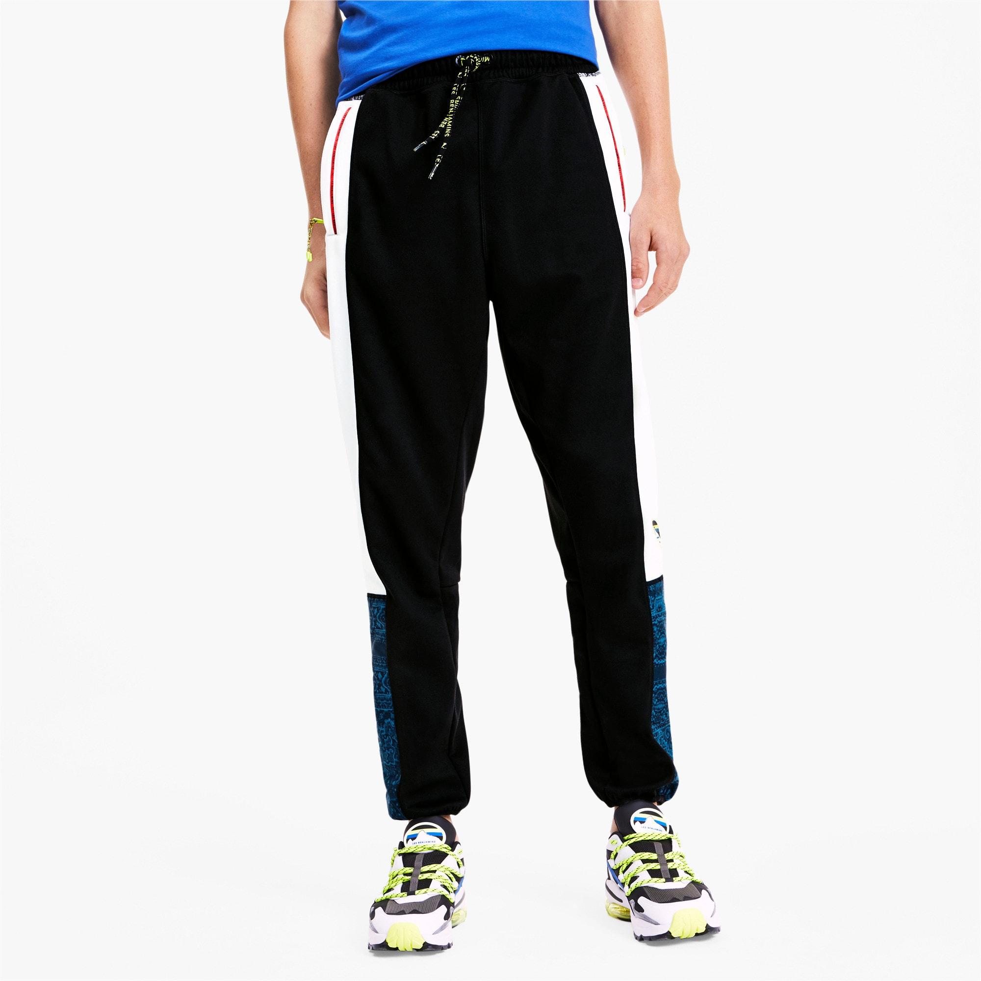 Miniatura 1 de Pantalones deportivos PUMA x LES BENJAMINS para hombre, Puma White, mediano