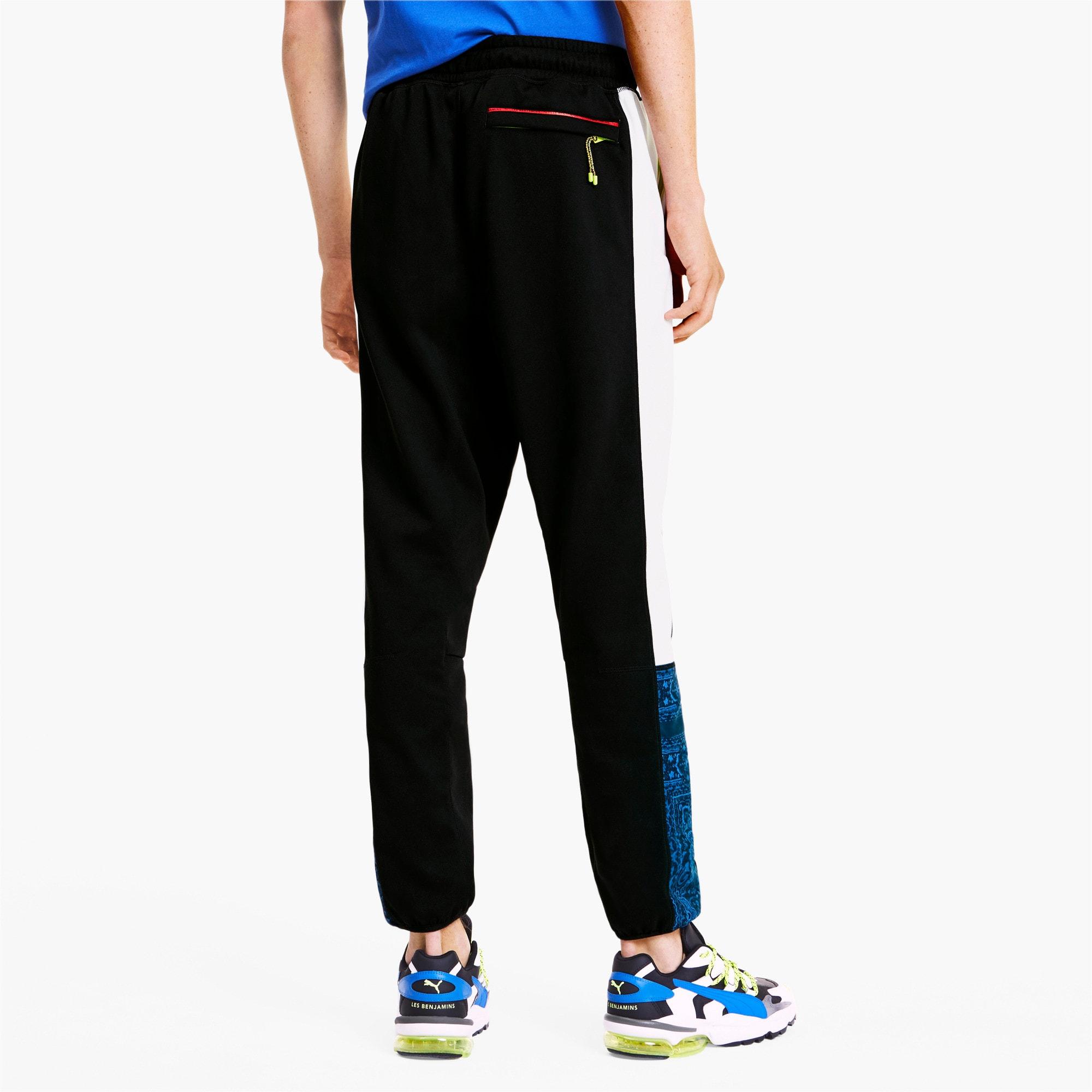 Miniatura 2 de Pantalones deportivos PUMA x LES BENJAMINS para hombre, Puma White, mediano