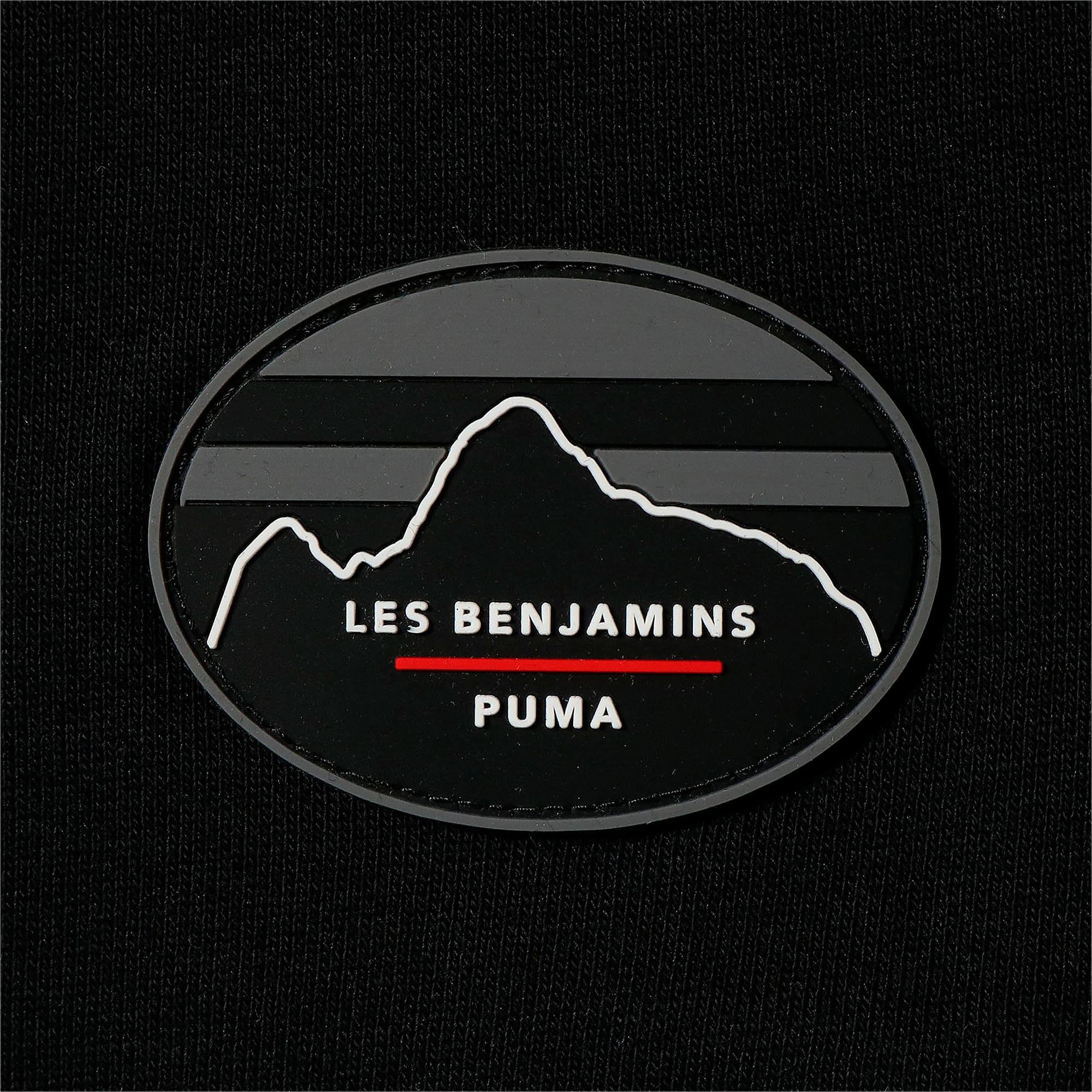 Thumbnail 7 of PUMA x LES BENJAMINS フーディー, Puma Black, medium-JPN