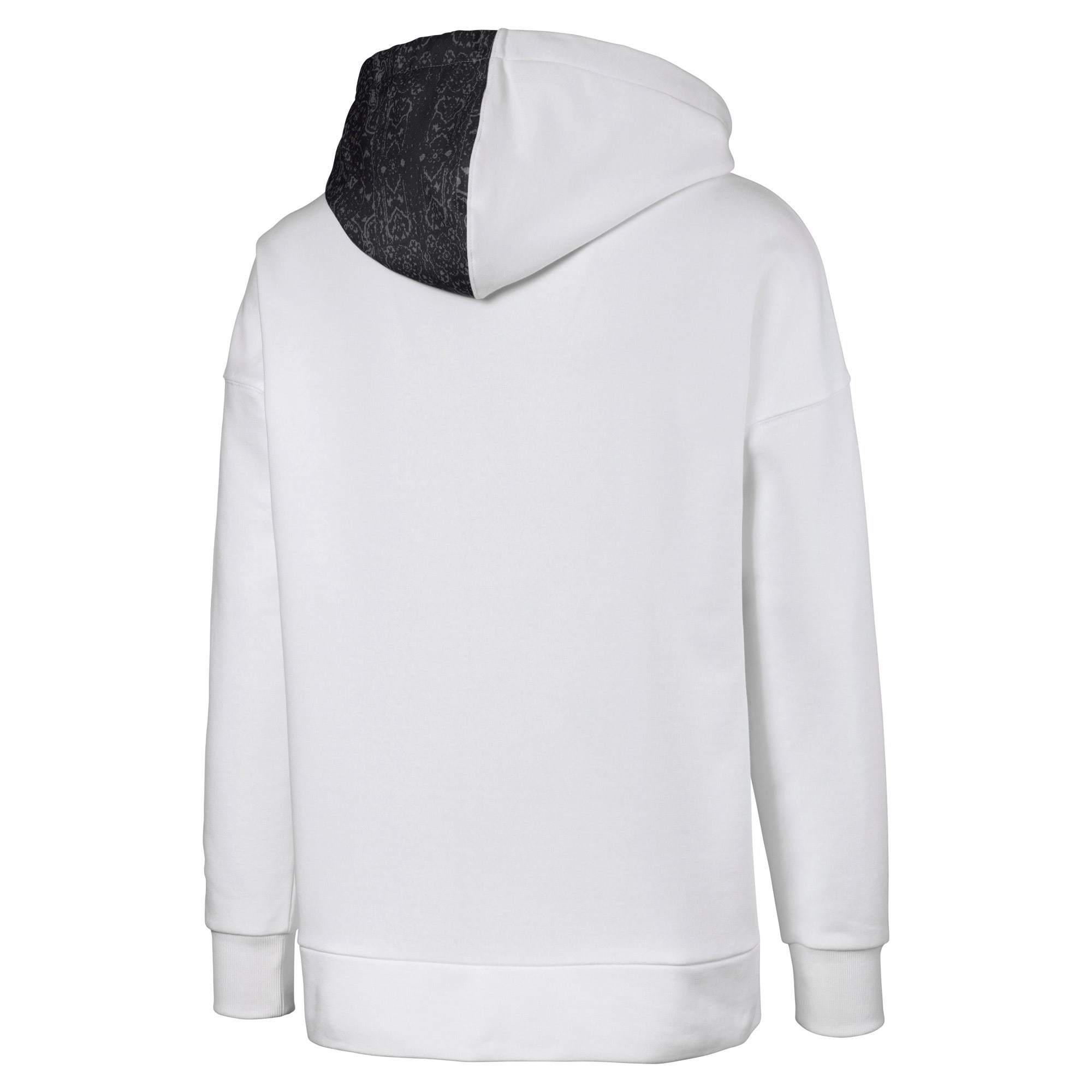 Thumbnail 5 of PUMA x LES BENJAMINS Men's Hoodie, Puma White, medium