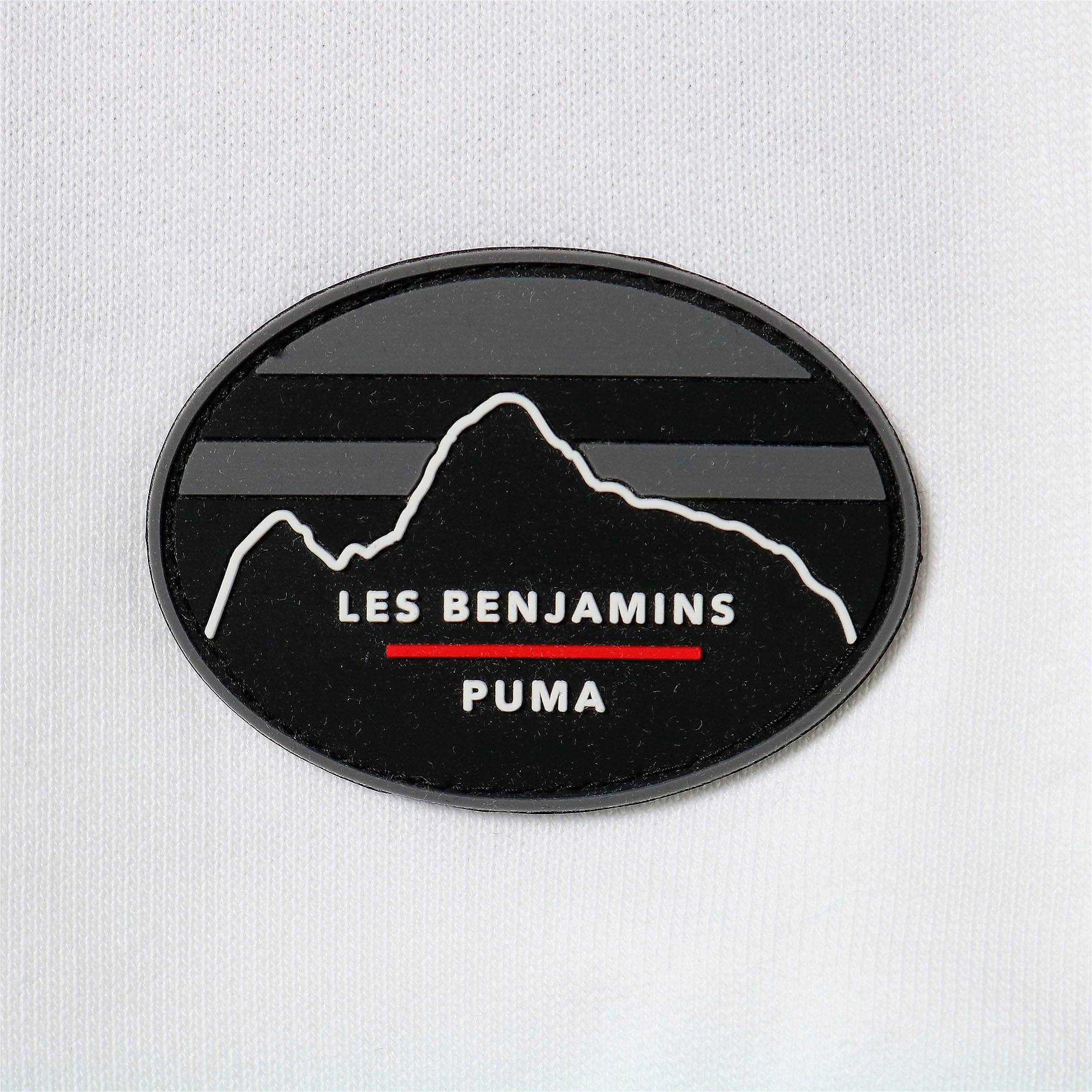 Thumbnail 7 of PUMA x LES BENJAMINS フーディー, Puma White, medium-JPN