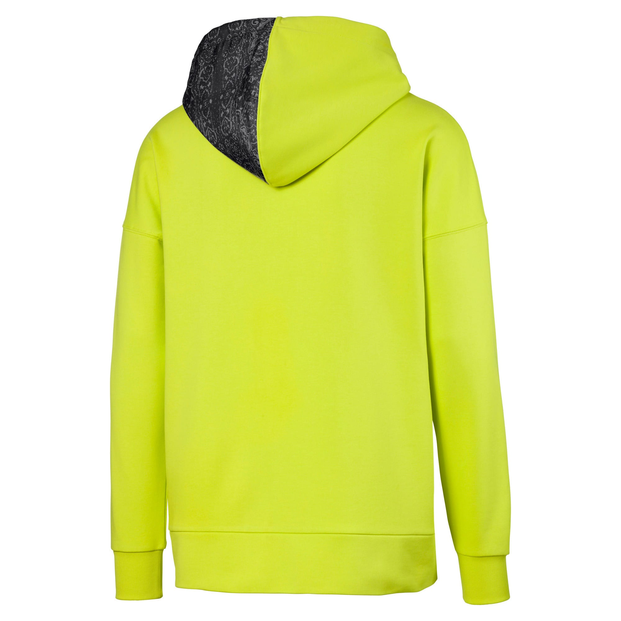 Thumbnail 5 of PUMA x LES BENJAMINS Men's Hoodie, Nrgy Yellow, medium