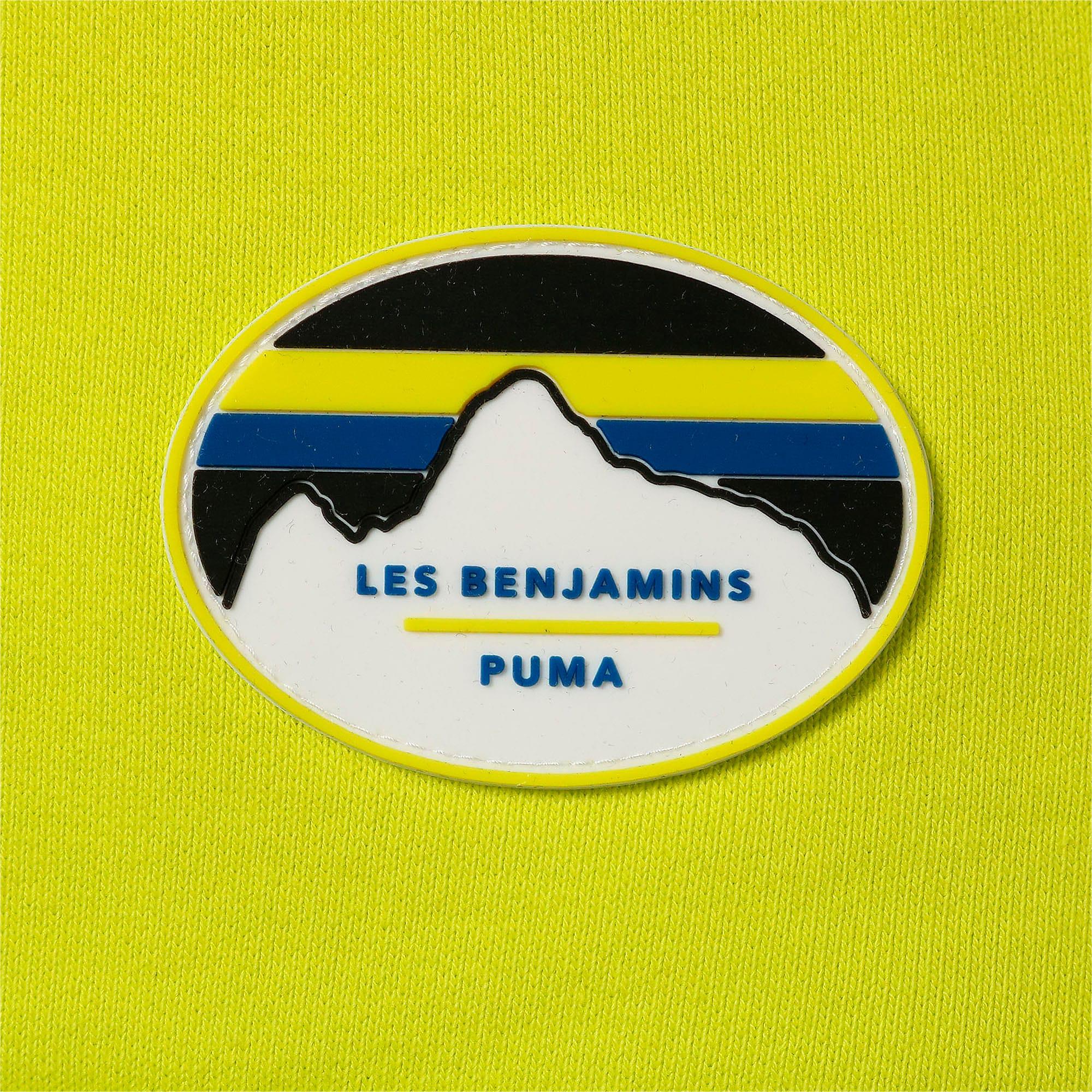 Thumbnail 7 of PUMA x LES BENJAMINS フーディー, Nrgy Yellow, medium-JPN