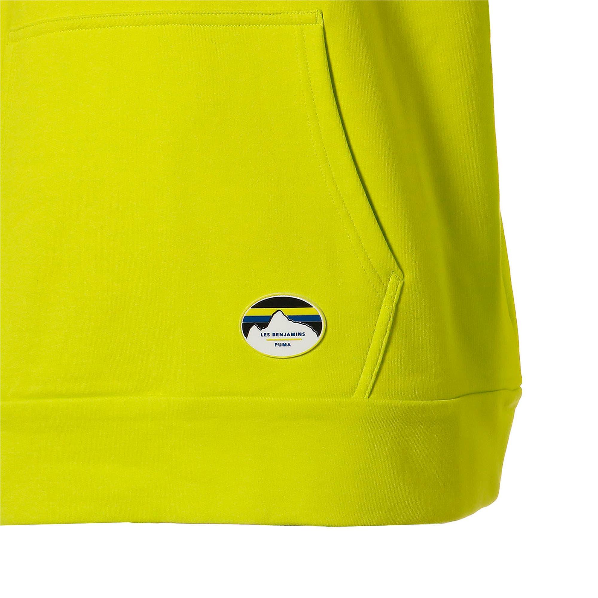 Thumbnail 9 of PUMA x LES BENJAMINS フーディー, Nrgy Yellow, medium-JPN