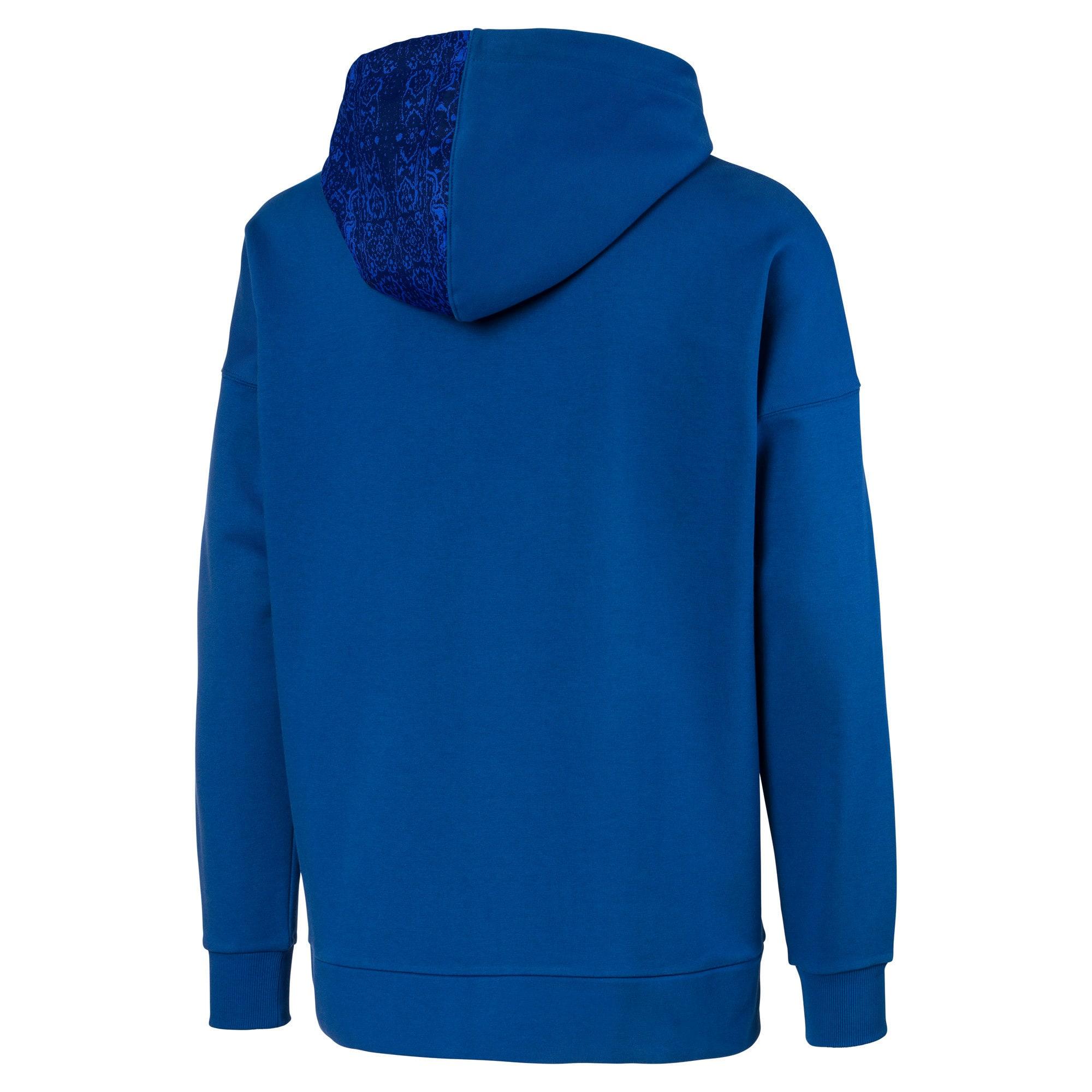 Miniatura 5 de Sudadera con capucha PUMA x LES BENJAMINS para hombre, Galaxy Blue, mediano